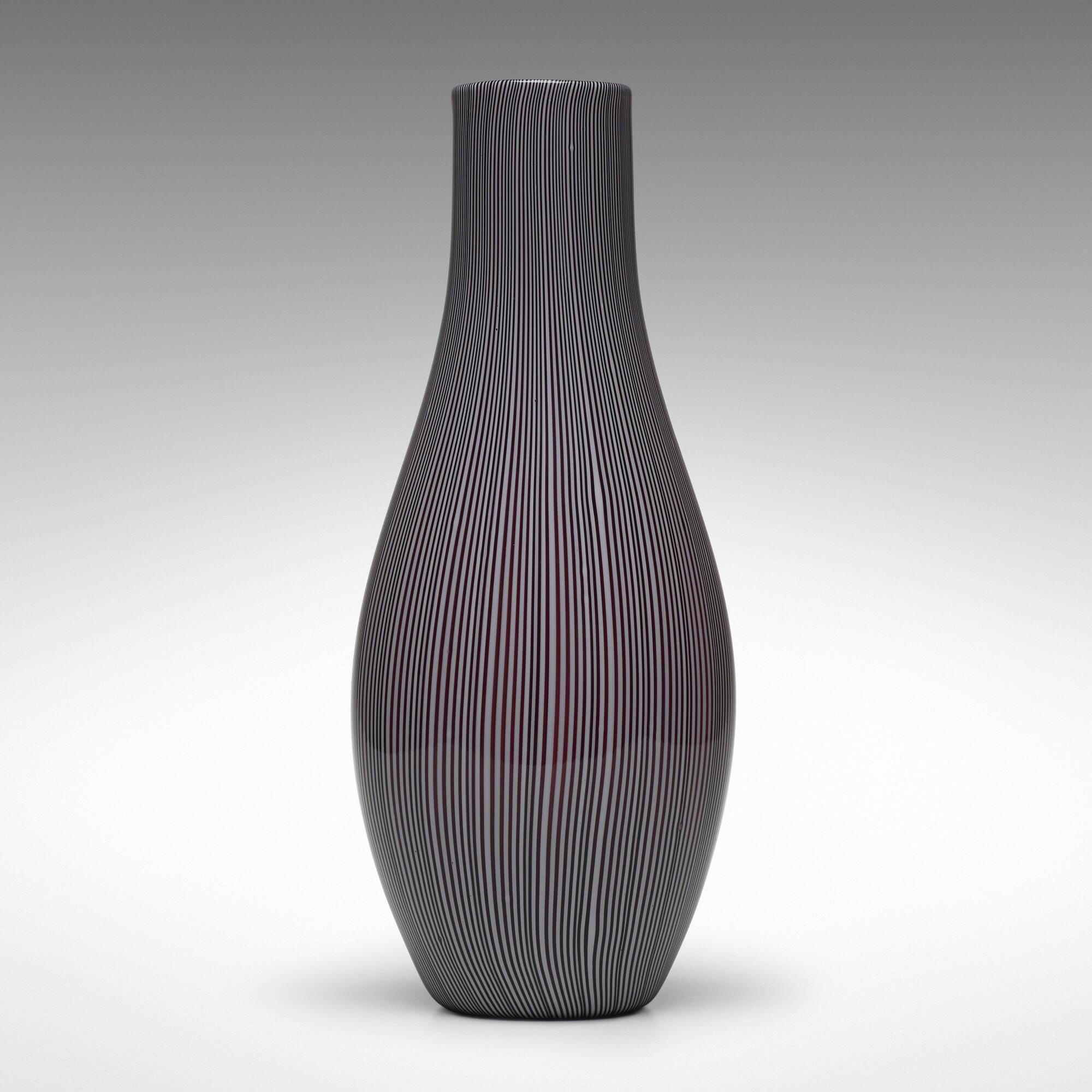 131 carlo scarpa tessuto vase 3547 important italian glass 131 carlo scarpa tessuto vase 3547 1 of 4 floridaeventfo Image collections