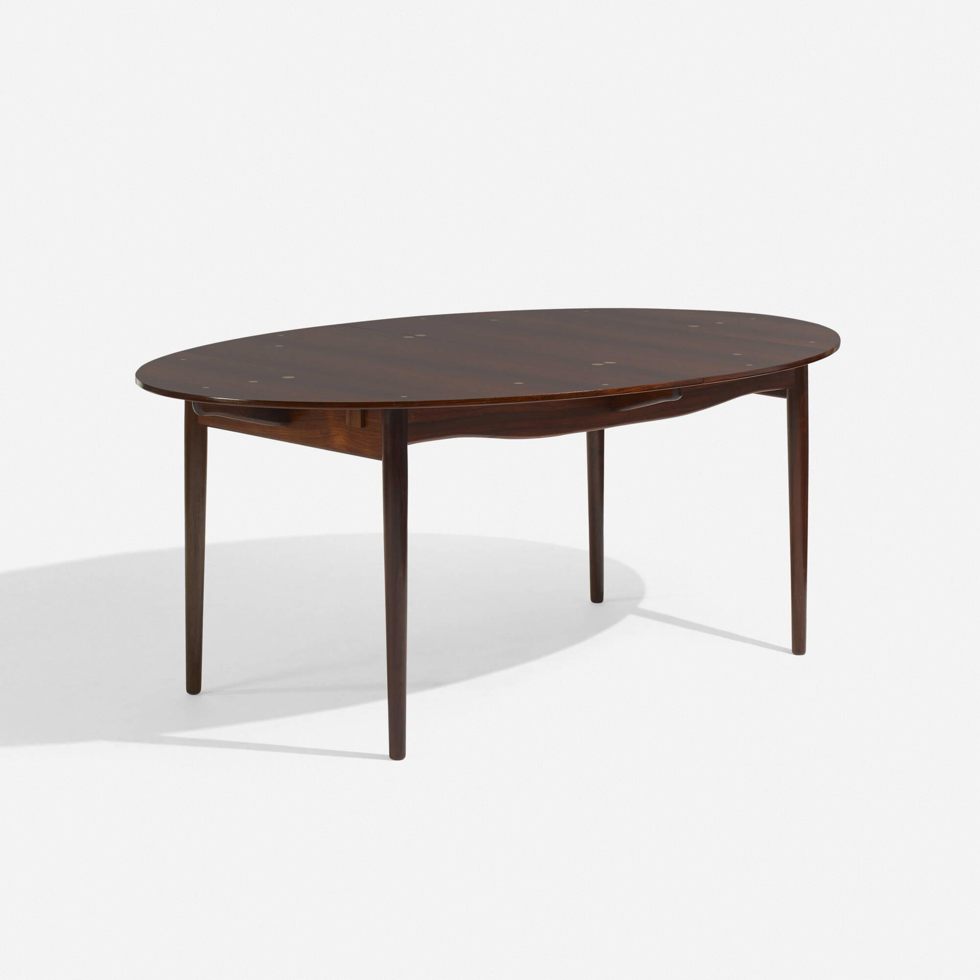131: Finn Juhl / Judas dining table (1 of 4)
