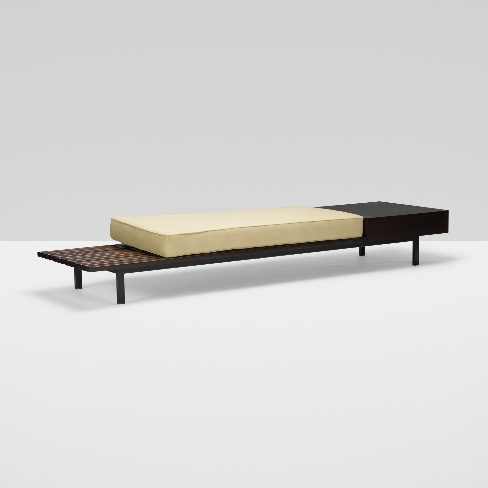 131: Charlotte Perriand / bench from Cité Cansado, Mauritania (2 of 3)