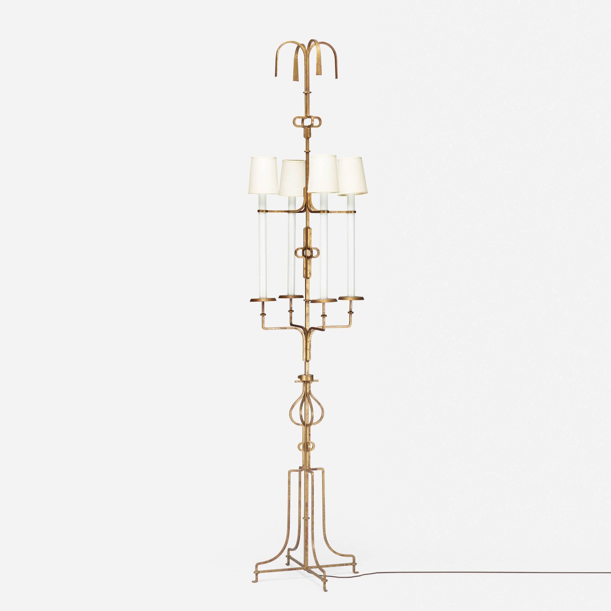 132: Tommi Parzinger / floor lamp (1 of 2)