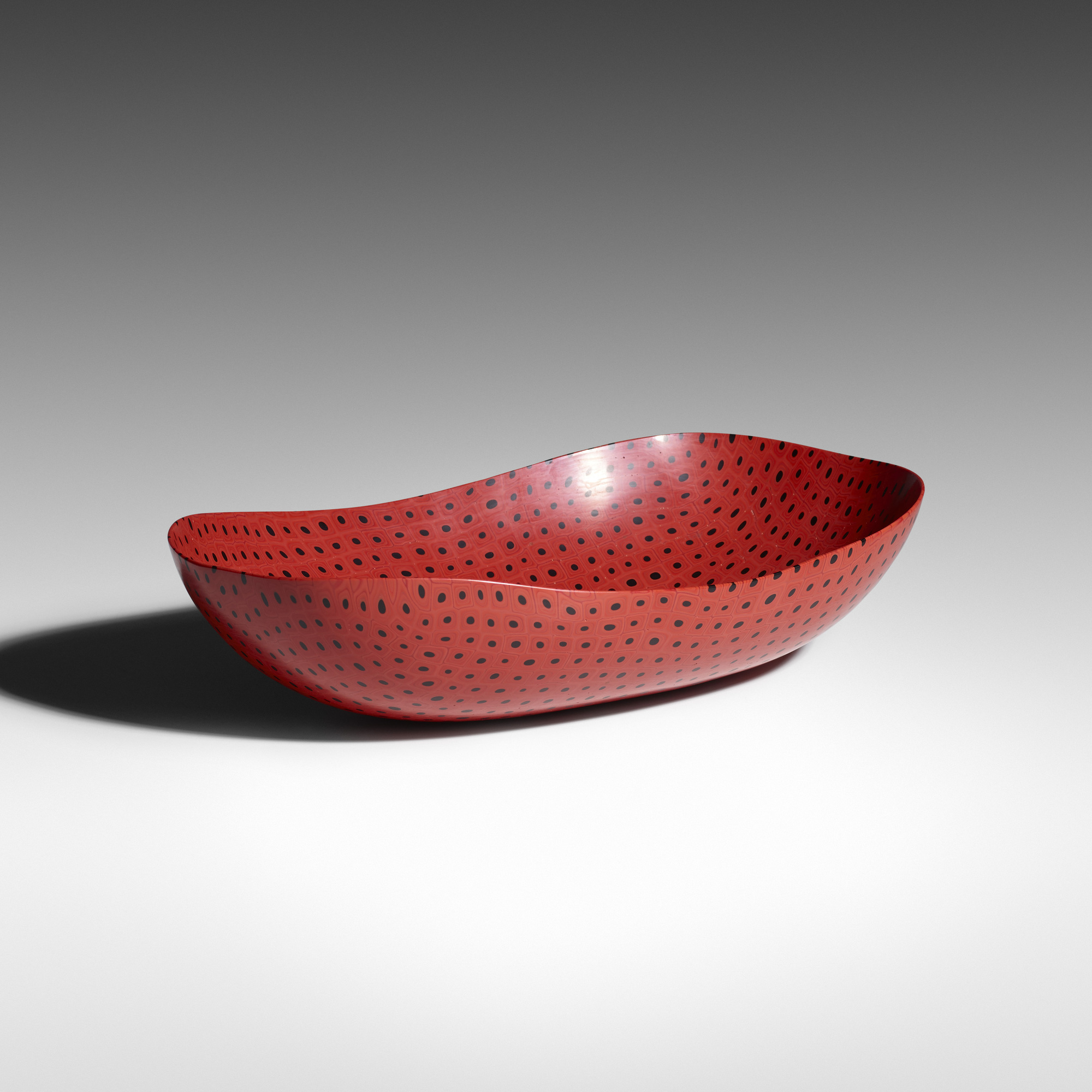 132: Tobia Scarpa after Carlo Scarpa / Murrine Opache bowl (1 of 4)