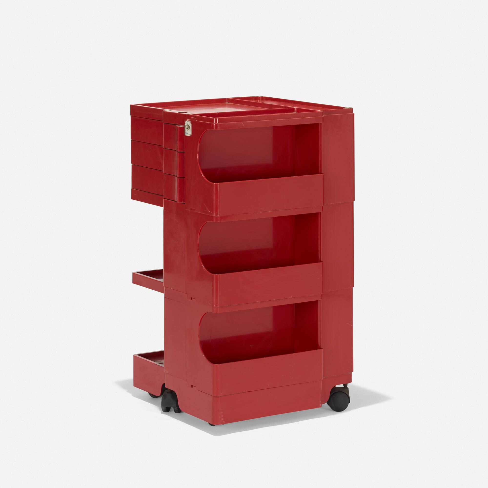 132: Joe Colombo / Boby 3 portable storage system (1 of 3)