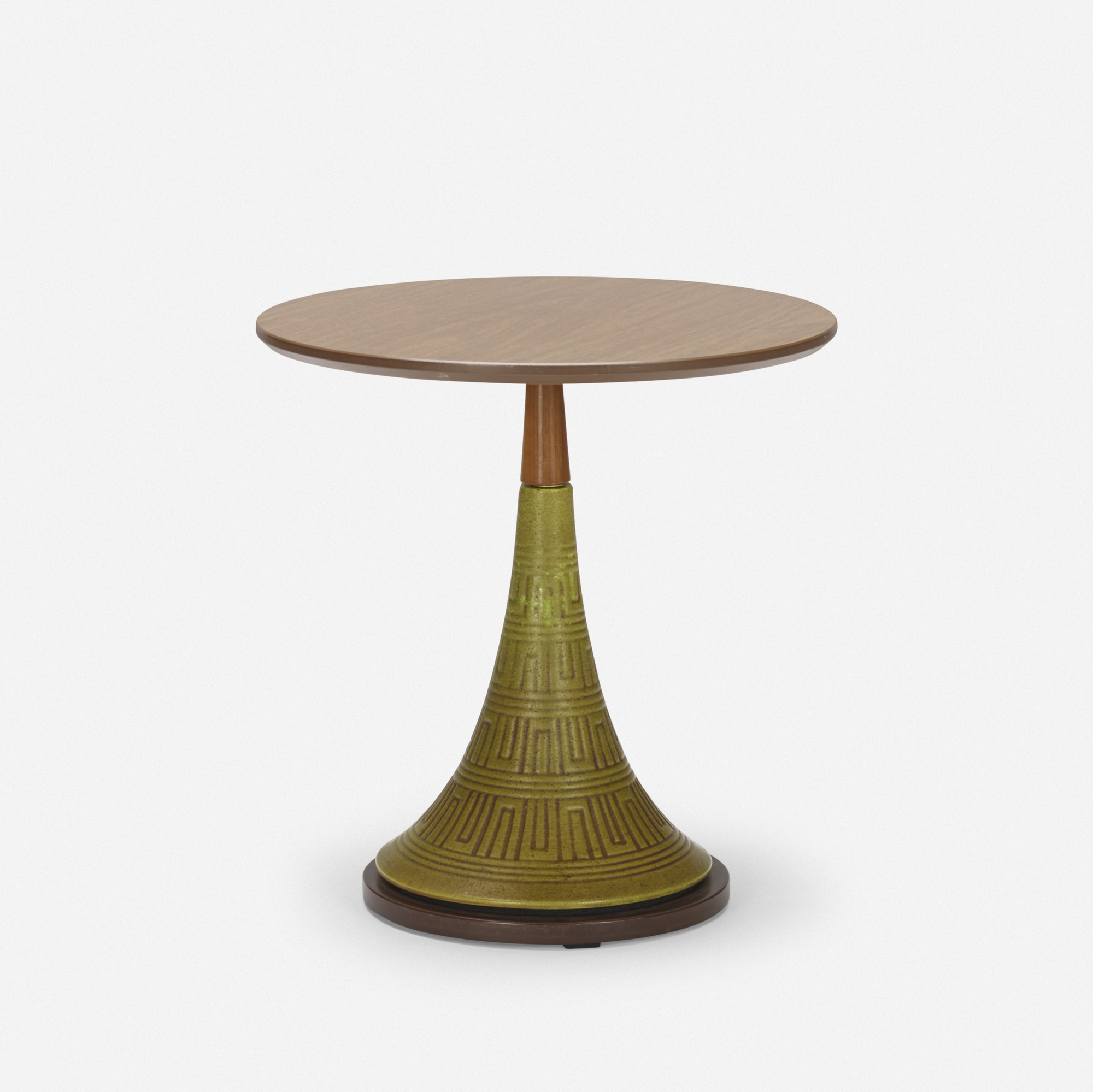 132: Phil-Mar / ceramic table (1 of 2)