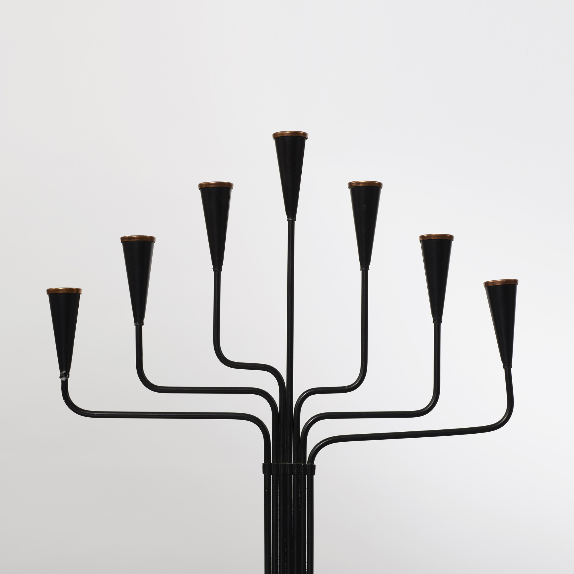 132: Gunnar Ander / candelabra, set of three (2 of 2)