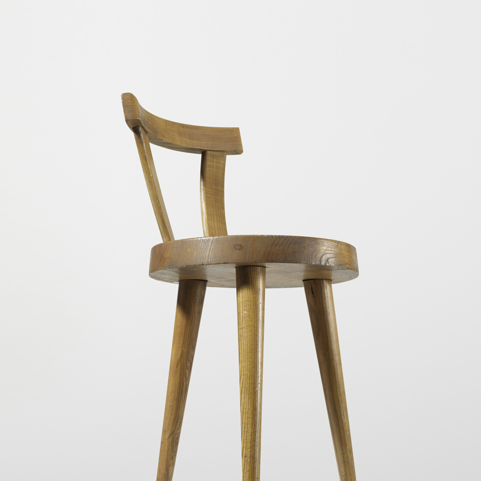Bon ... 132: Charlotte Perriand / Three Legged Chair (3 Of 3)
