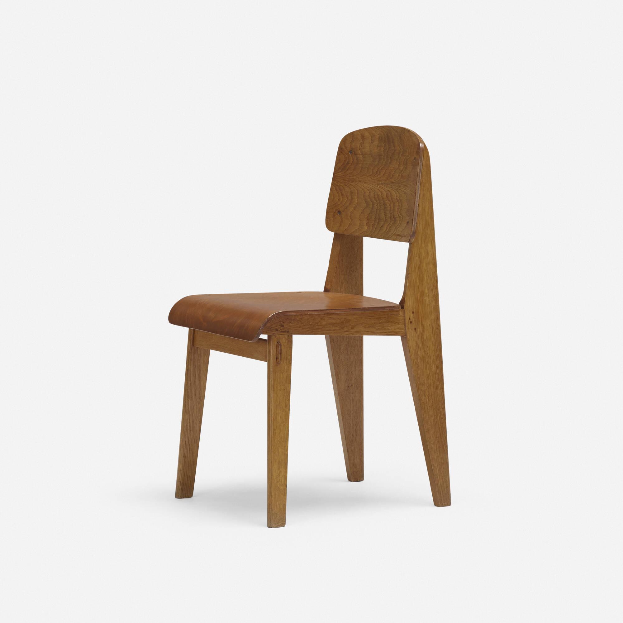 133 jean prouv standard chair no 305 - Jean prouve chaise standard ...