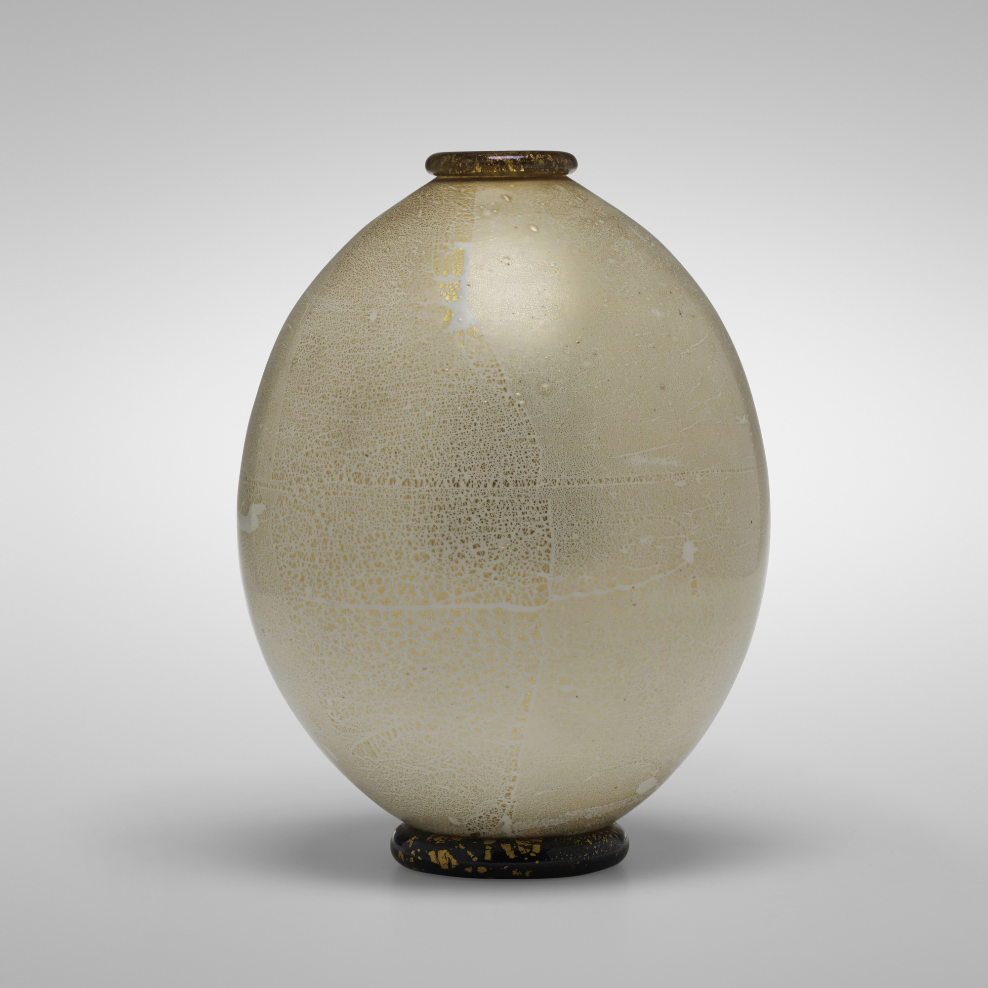 133 carlo scarpa lattimo oro vase important italian glass 20 133 carlo scarpa lattimo oro vase 1 of 2 floridaeventfo Image collections