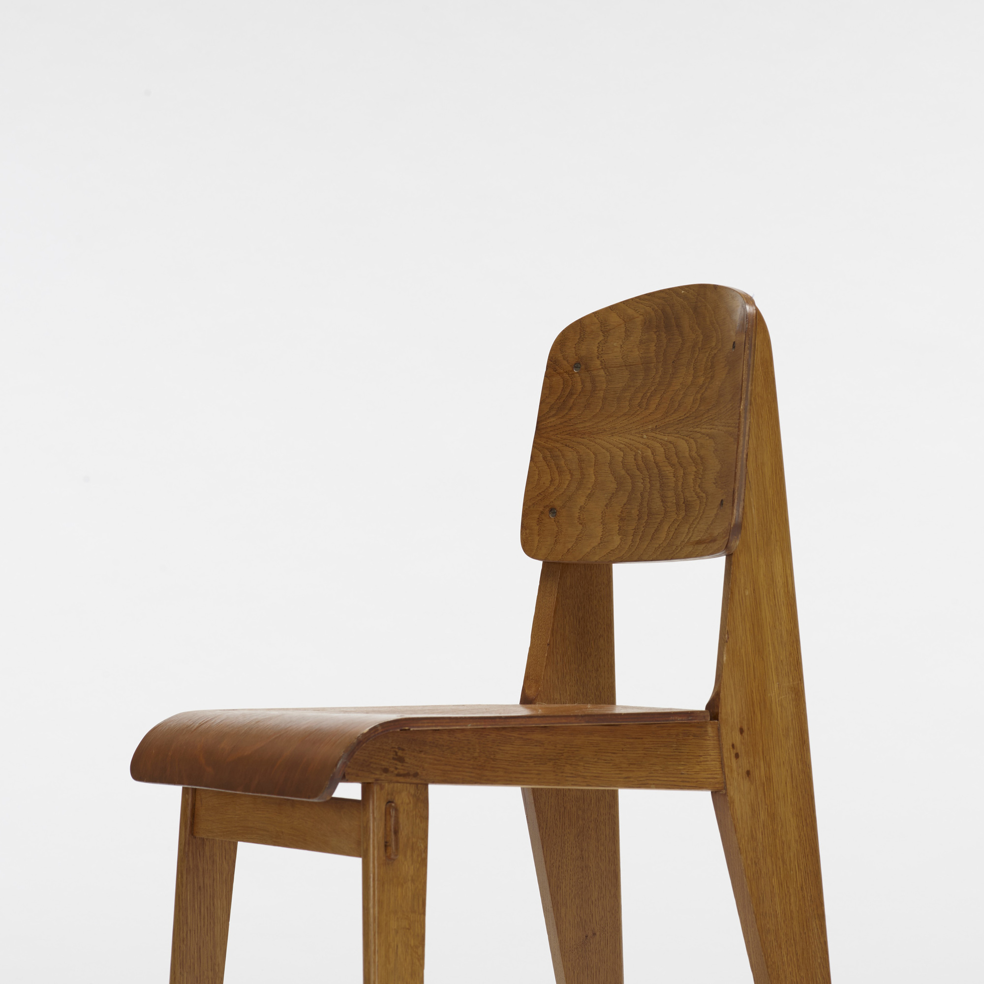 Merveilleux ... 133: Jean Prouvé / Standard Chair, No. 305 (3 Of 4)