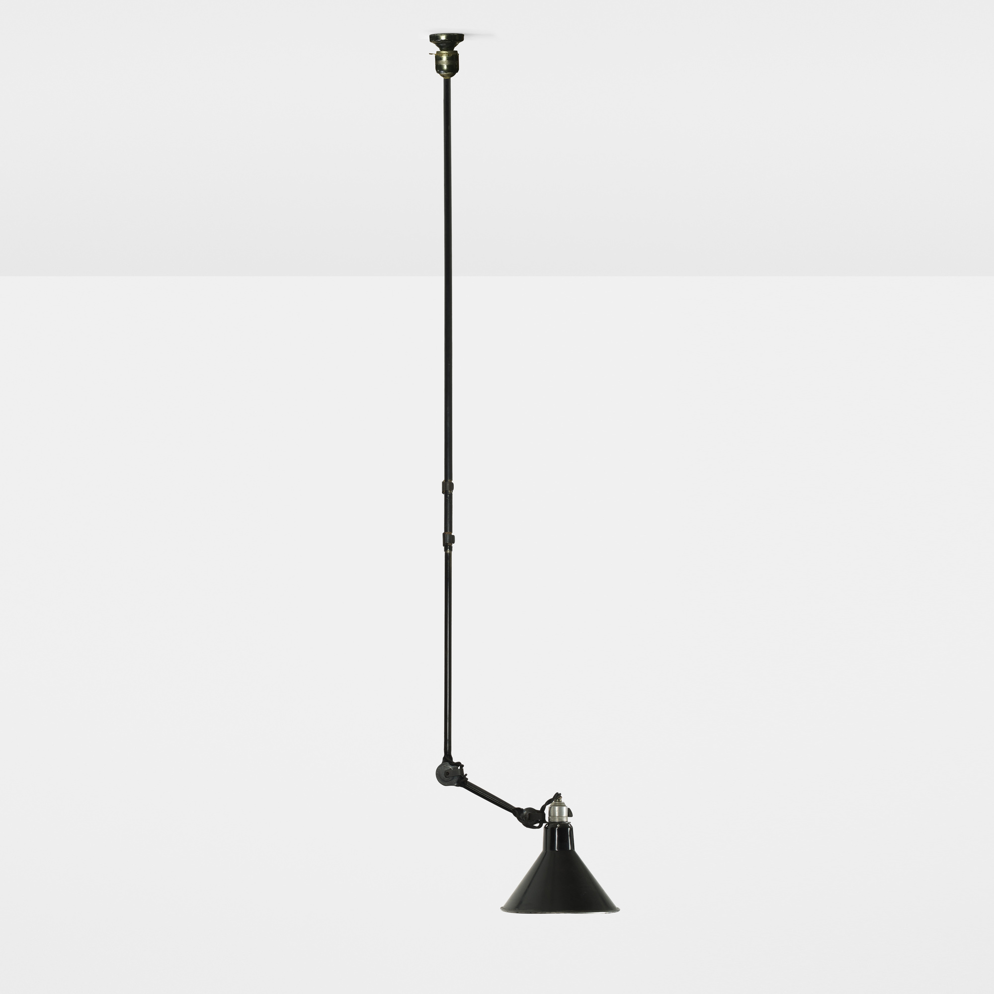 134: Bernard-Albin Gras / hanging lamp, model 302 (1 of 1)