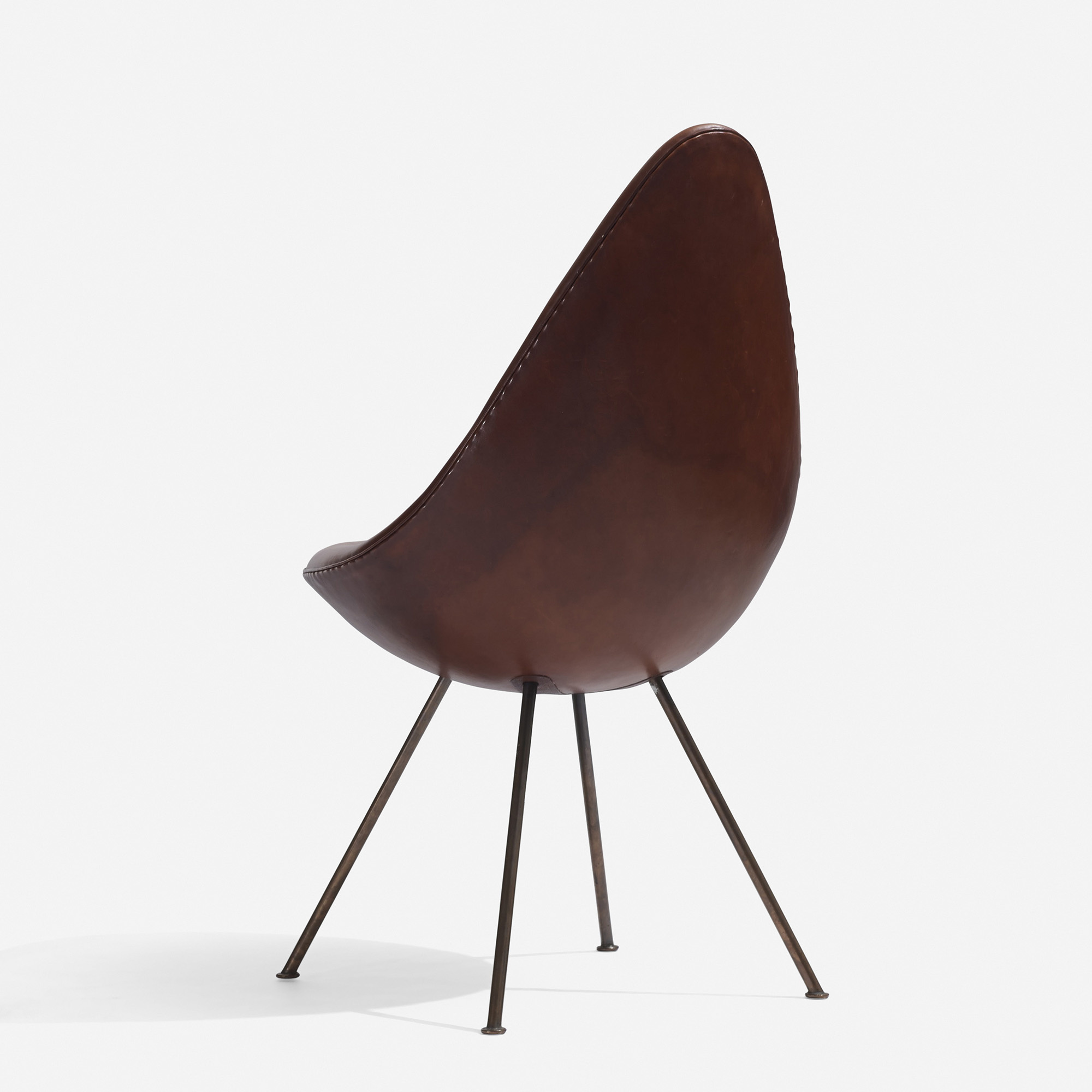 Arne jacobsen drop chair -  134 Arne Jacobsen Drop Chair From The Sas Royal Hotel 2 Of 4
