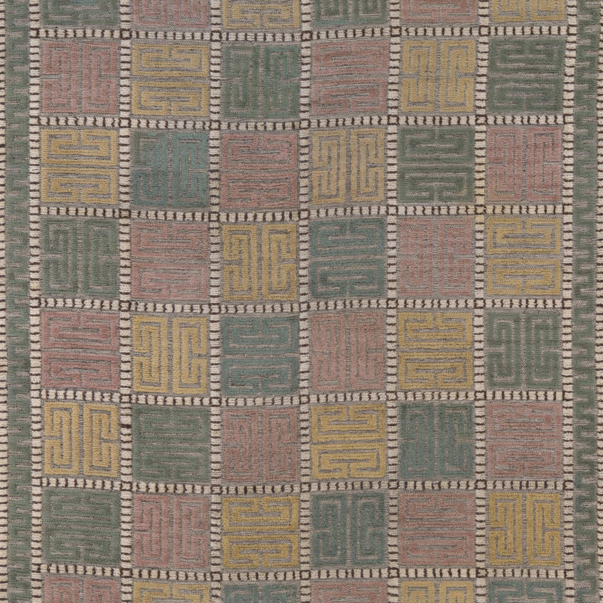 134: Märta Måås-Fjetterström / Ursula half-pile carpet (2 of 2)
