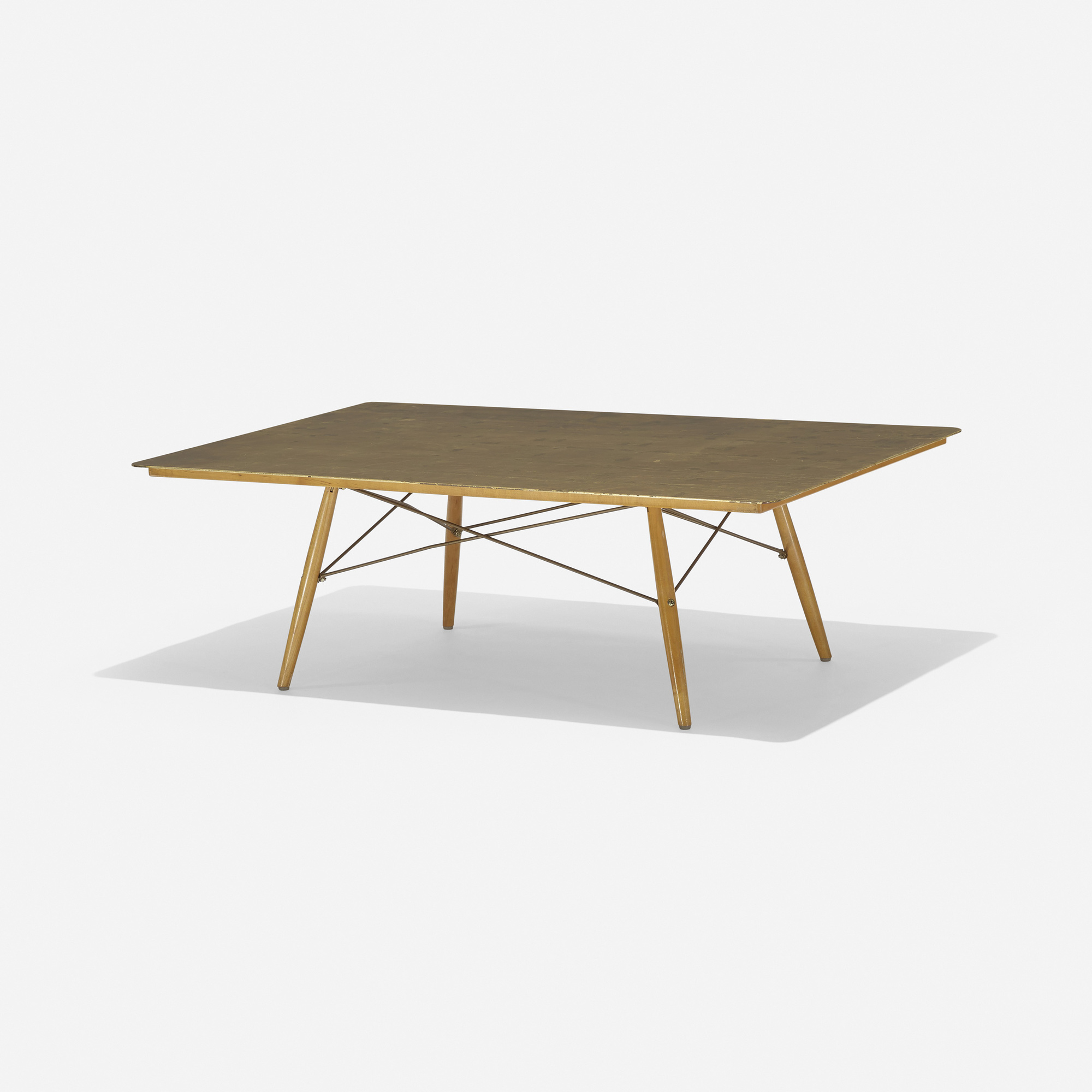 135: Charles And Ray Eames / 50th Anniversary Coffee Table (1 Of 3)