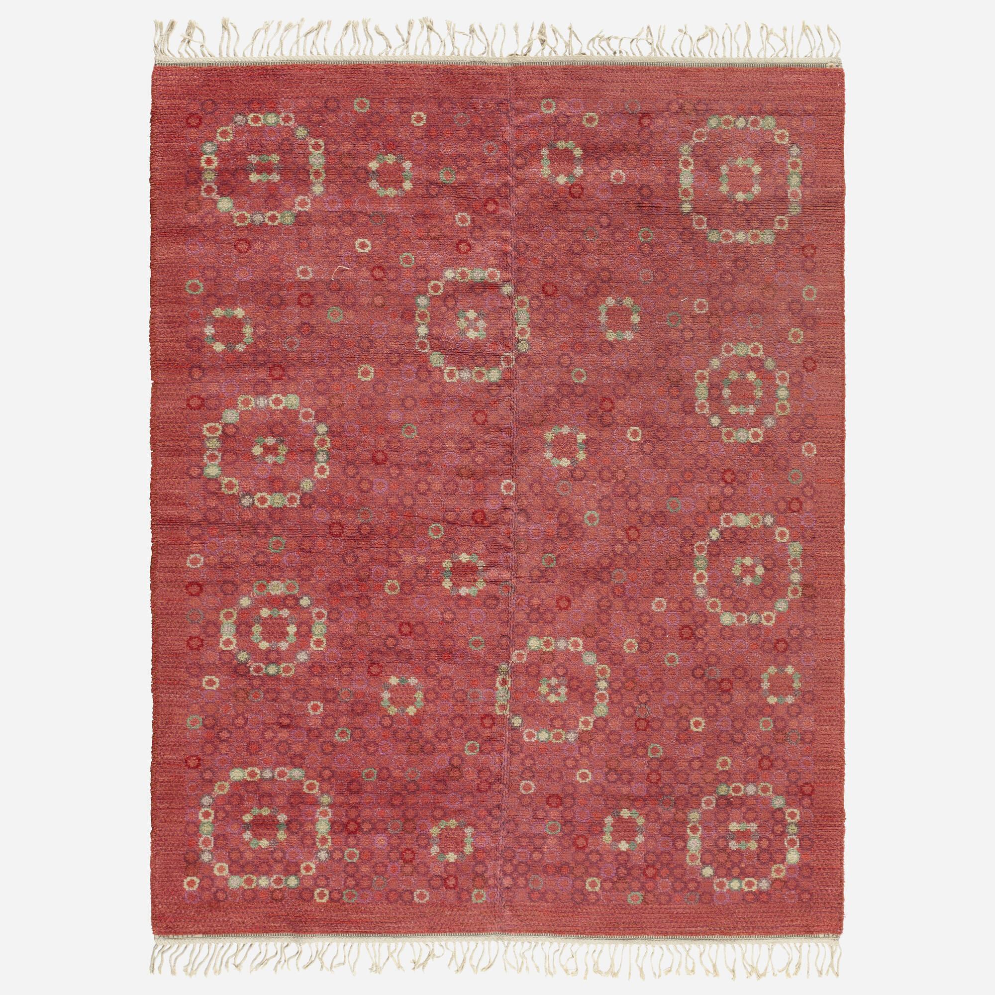 135: Barbro Nilsson / Bankrabbaten pile carpet (1 of 3)