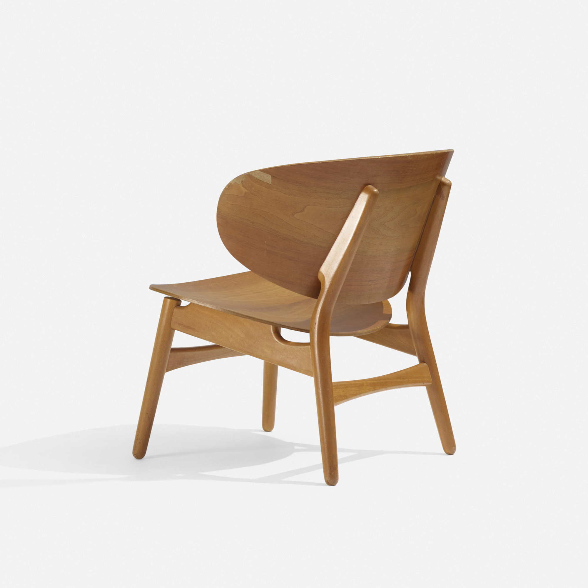... 135: Hans J. Wegner / Shell Chair (2 Of 3)