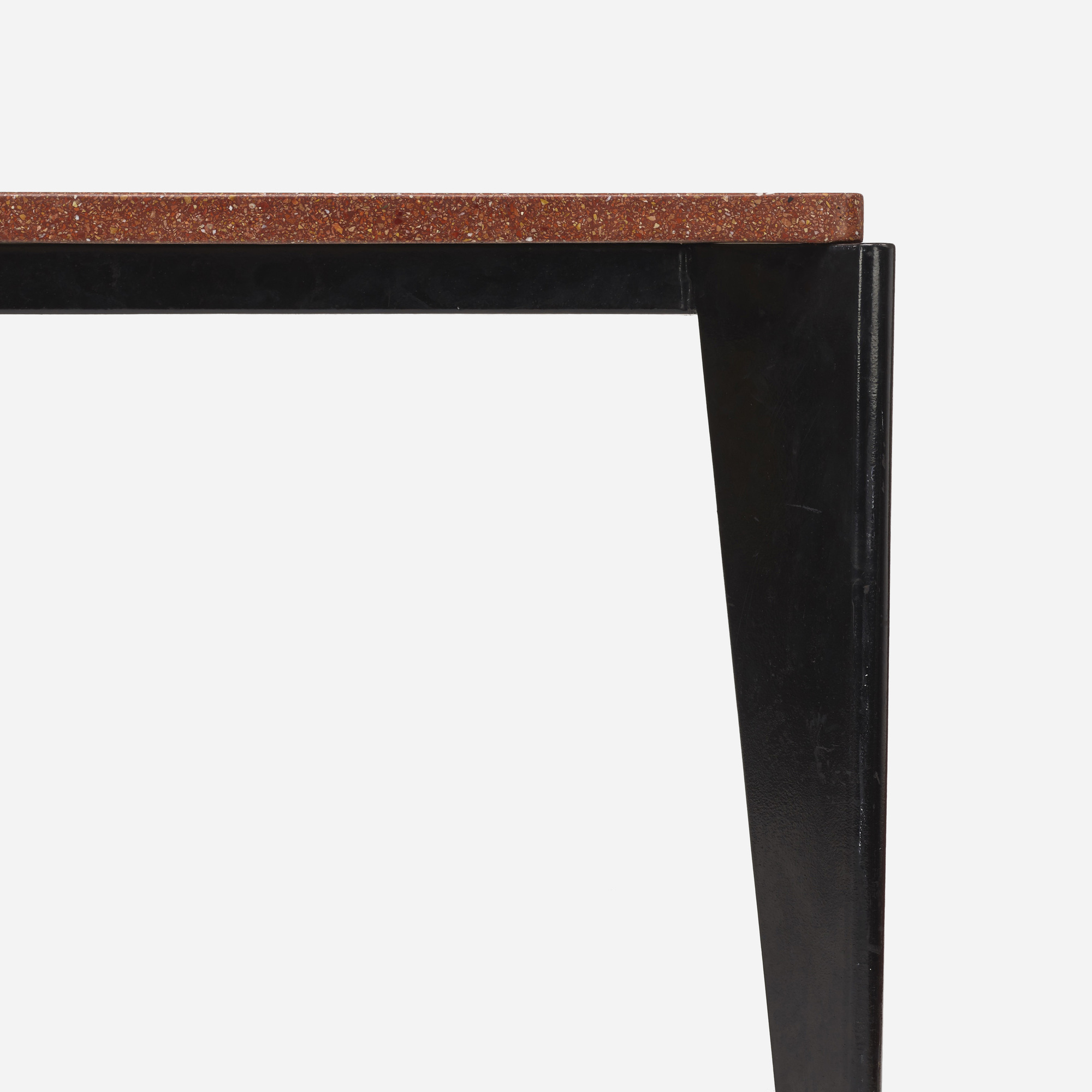 135: Jean  Prouvé / Flavigny dining table (3 of 5)