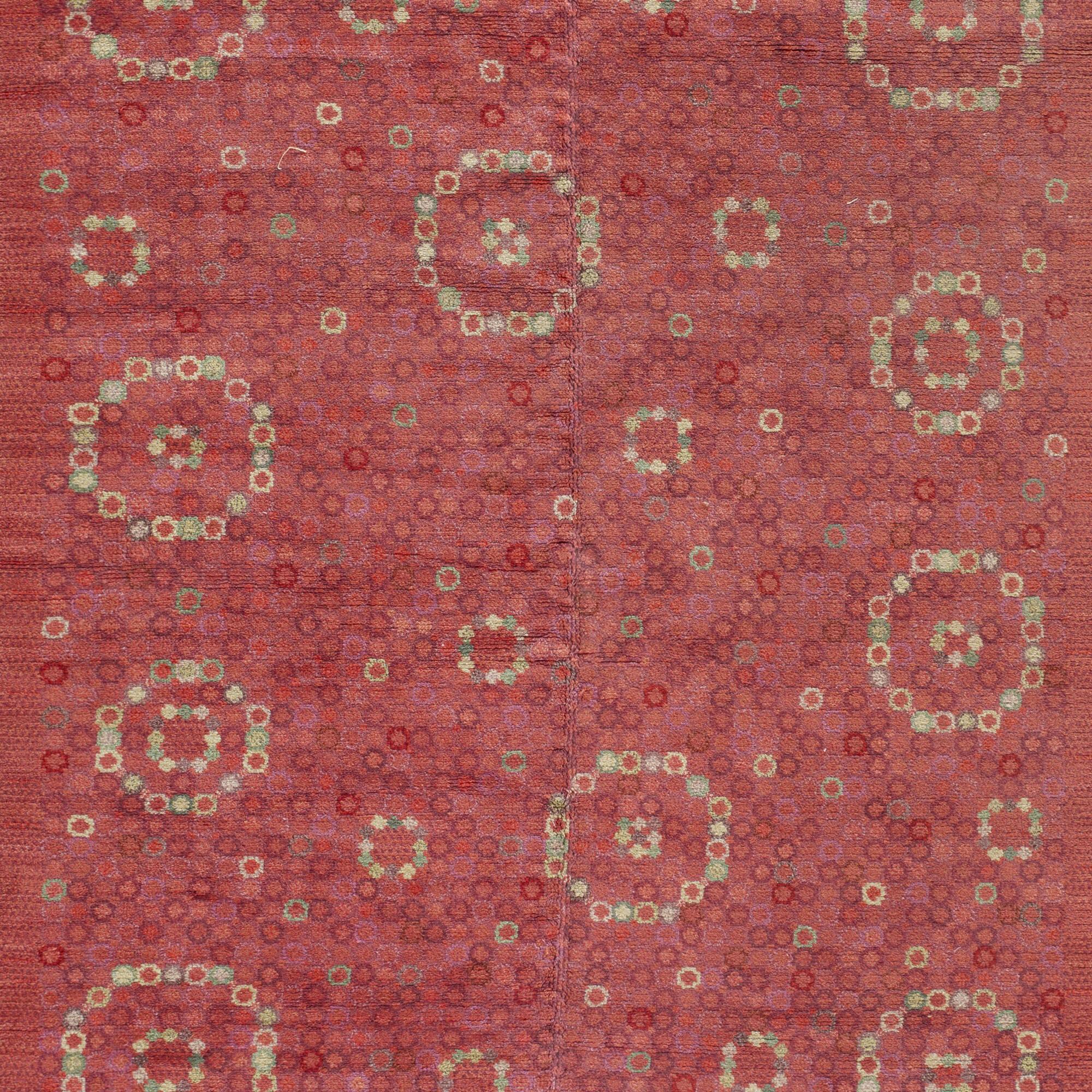 135: Barbro Nilsson / Bankrabbaten pile carpet (3 of 3)