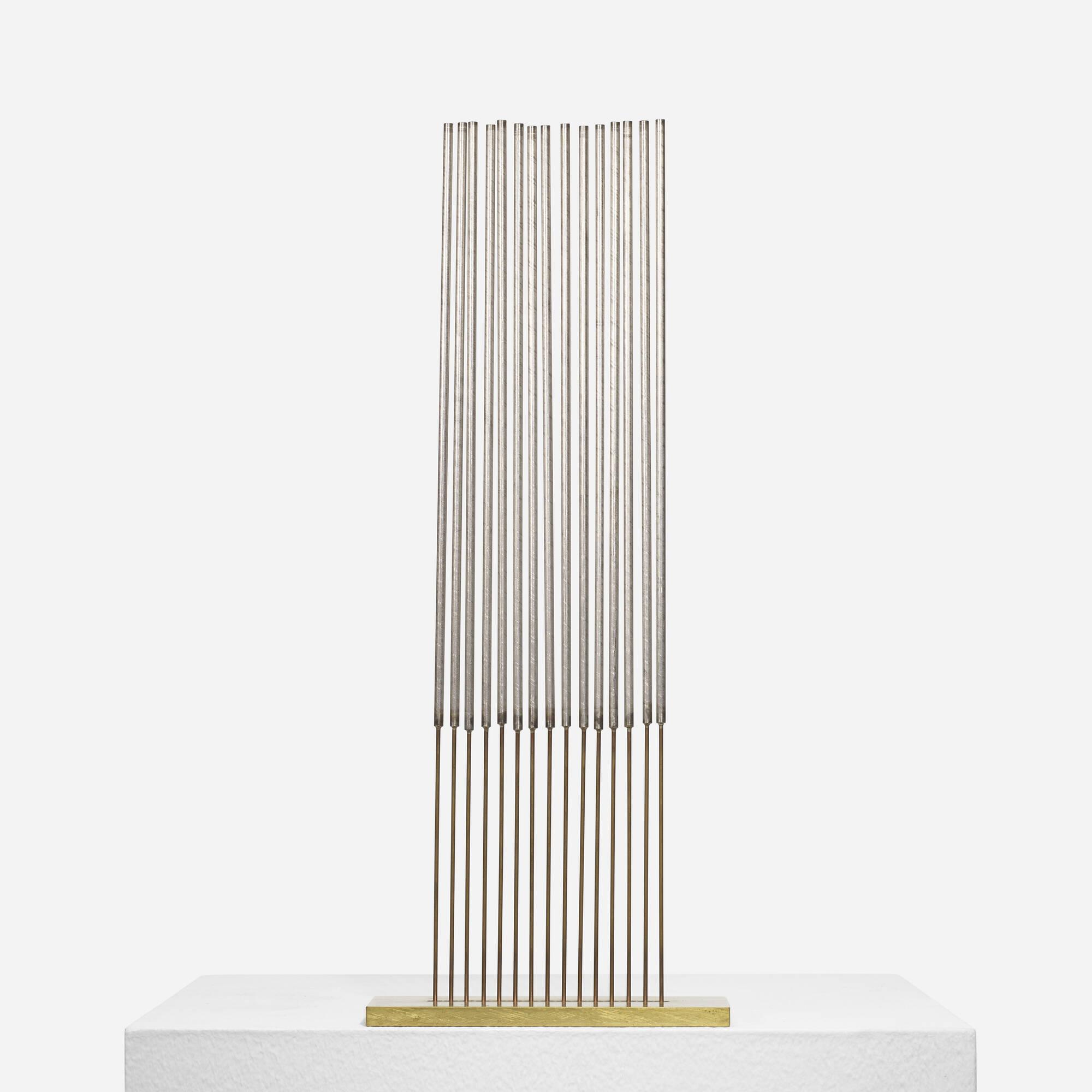 136: Harry Bertoia / Untitled (Sonambient) (1 of 3)