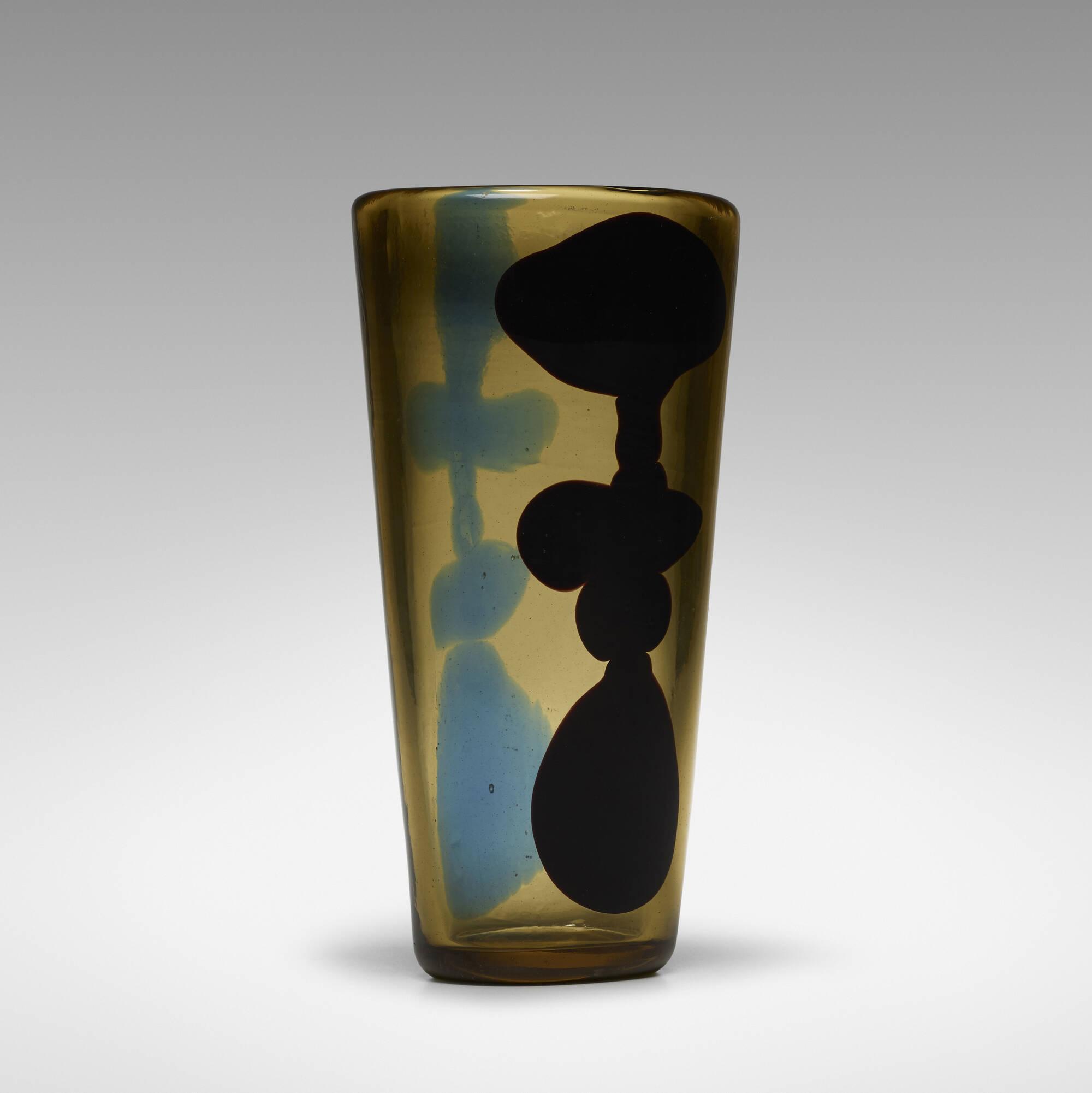 136: Fulvio Bianconi / Con Macchie vase (2 of 4)