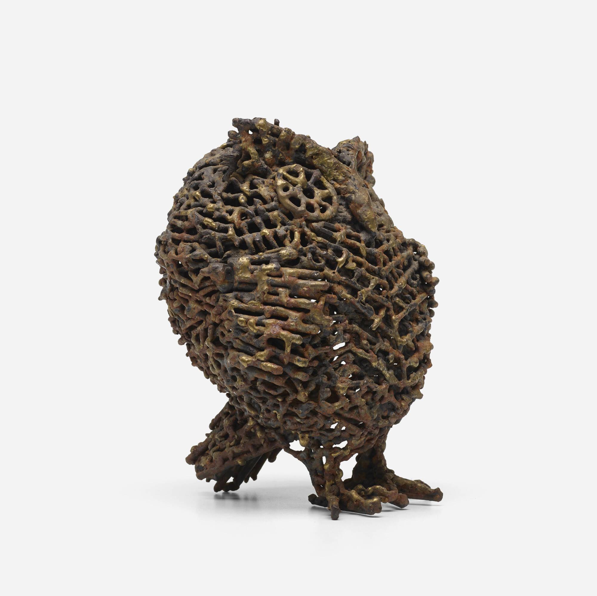 136: Folk Art / owl (2 of 3)
