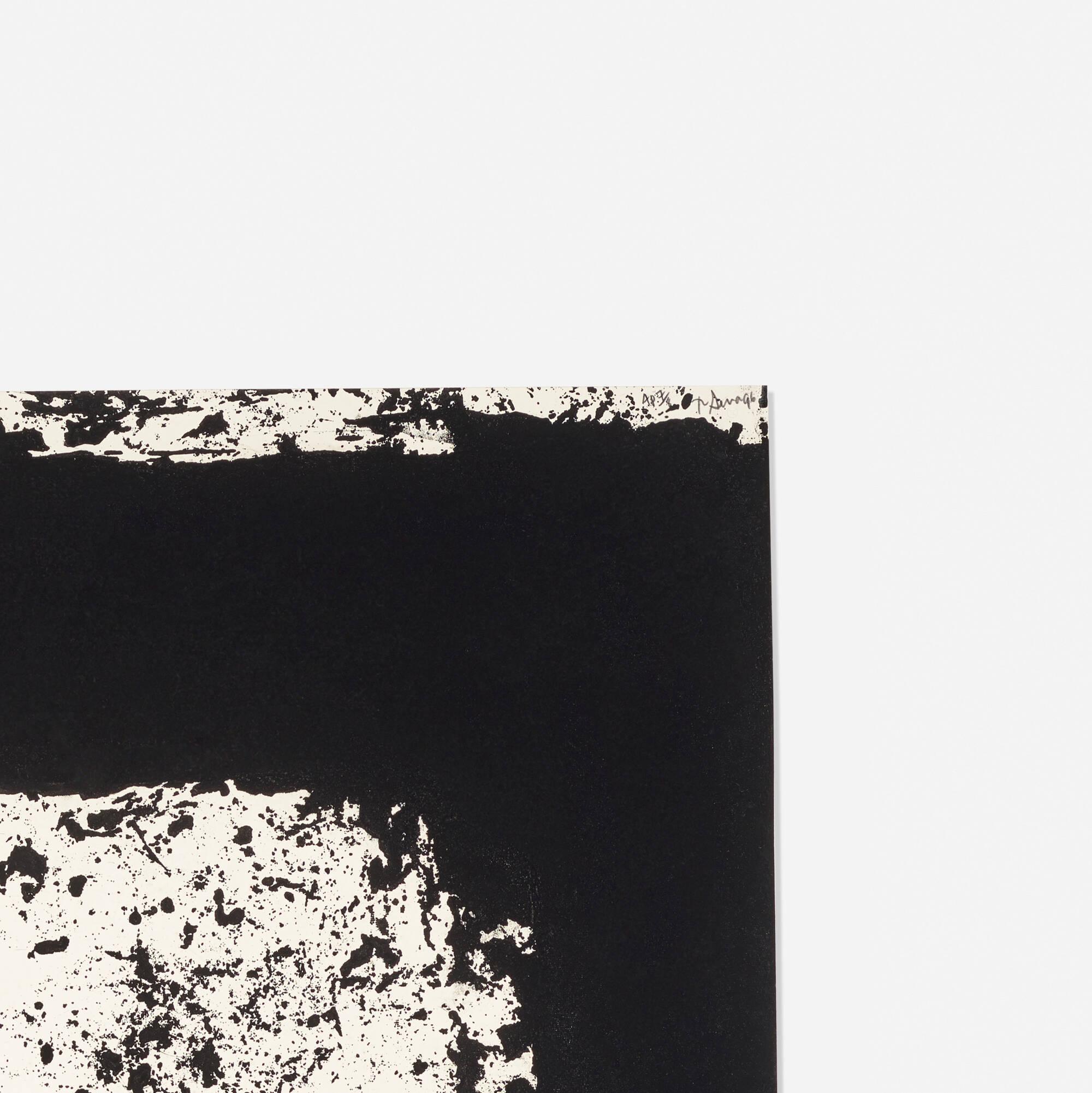 136: Richard Serra / For Joni (2 of 2)