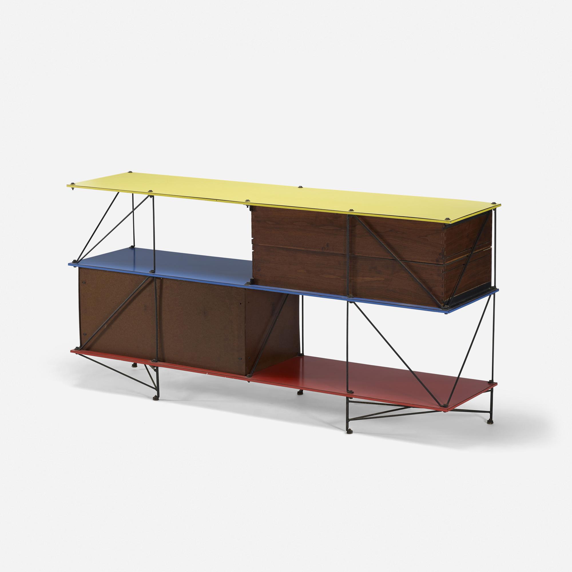 Bauhaus cabinet for Sideboard 3 meter lang