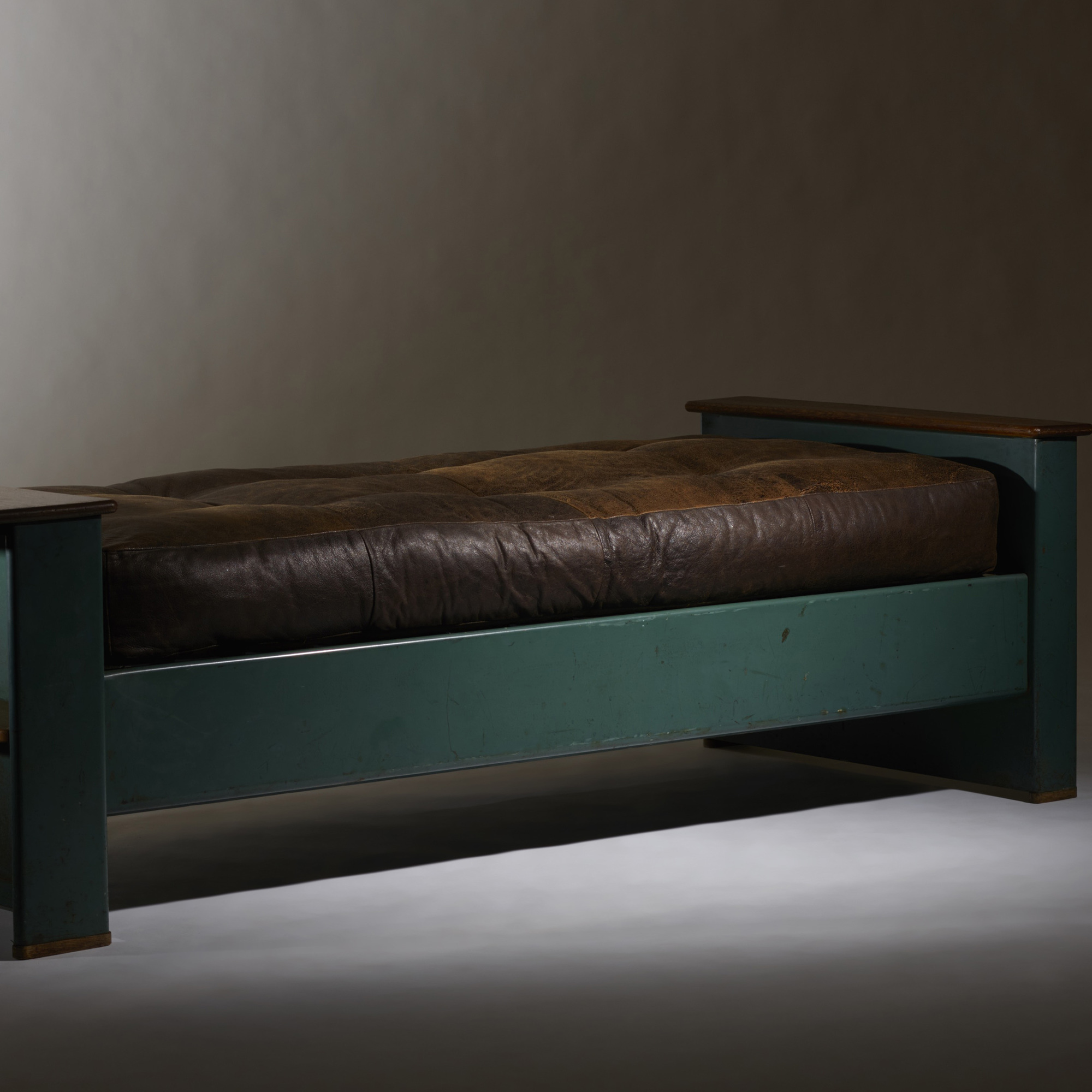 136: Jean  Prouvé / bed no. 102 from Lycée Fabert, Metz (3 of 3)