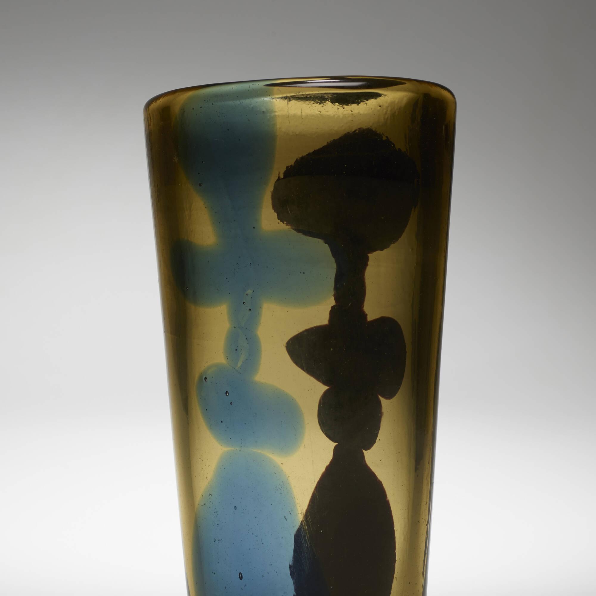 136: Fulvio Bianconi / Con Macchie vase (3 of 4)
