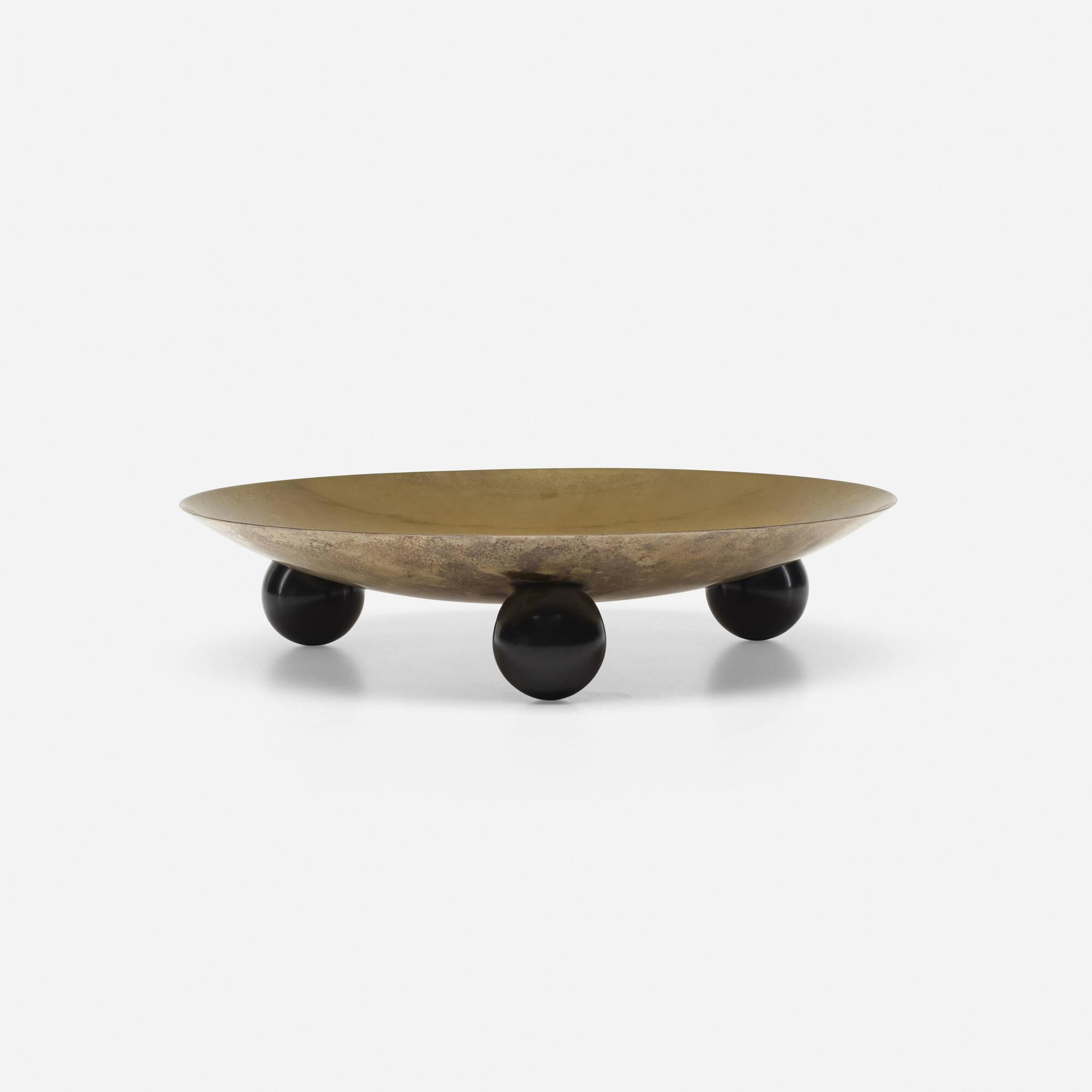 137: FRITZ AUGUST BREUHAUS DE GROOT, fruit bowl < Living ...