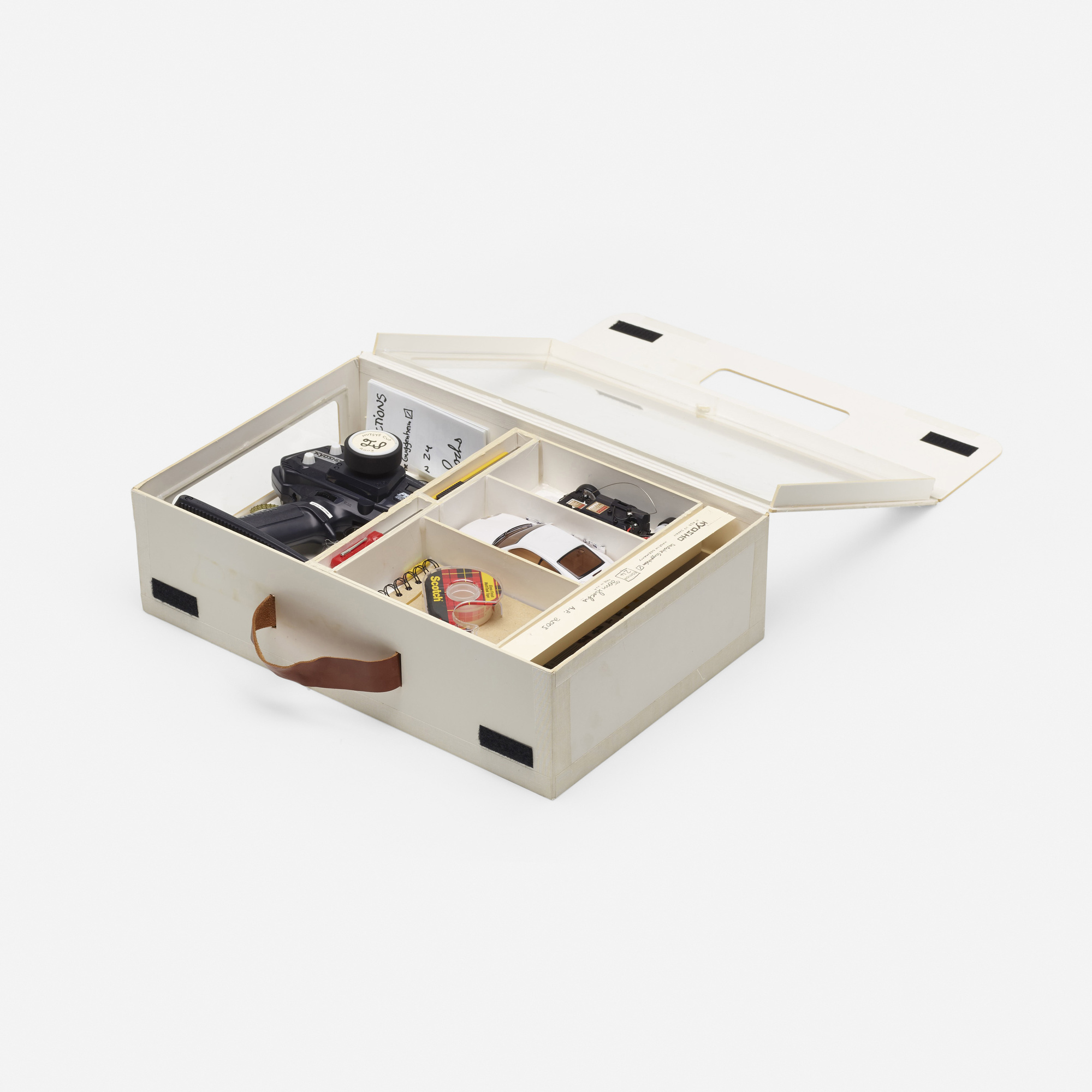 137: Tom Sachs / Deluxe Racing Set (2 of 3)