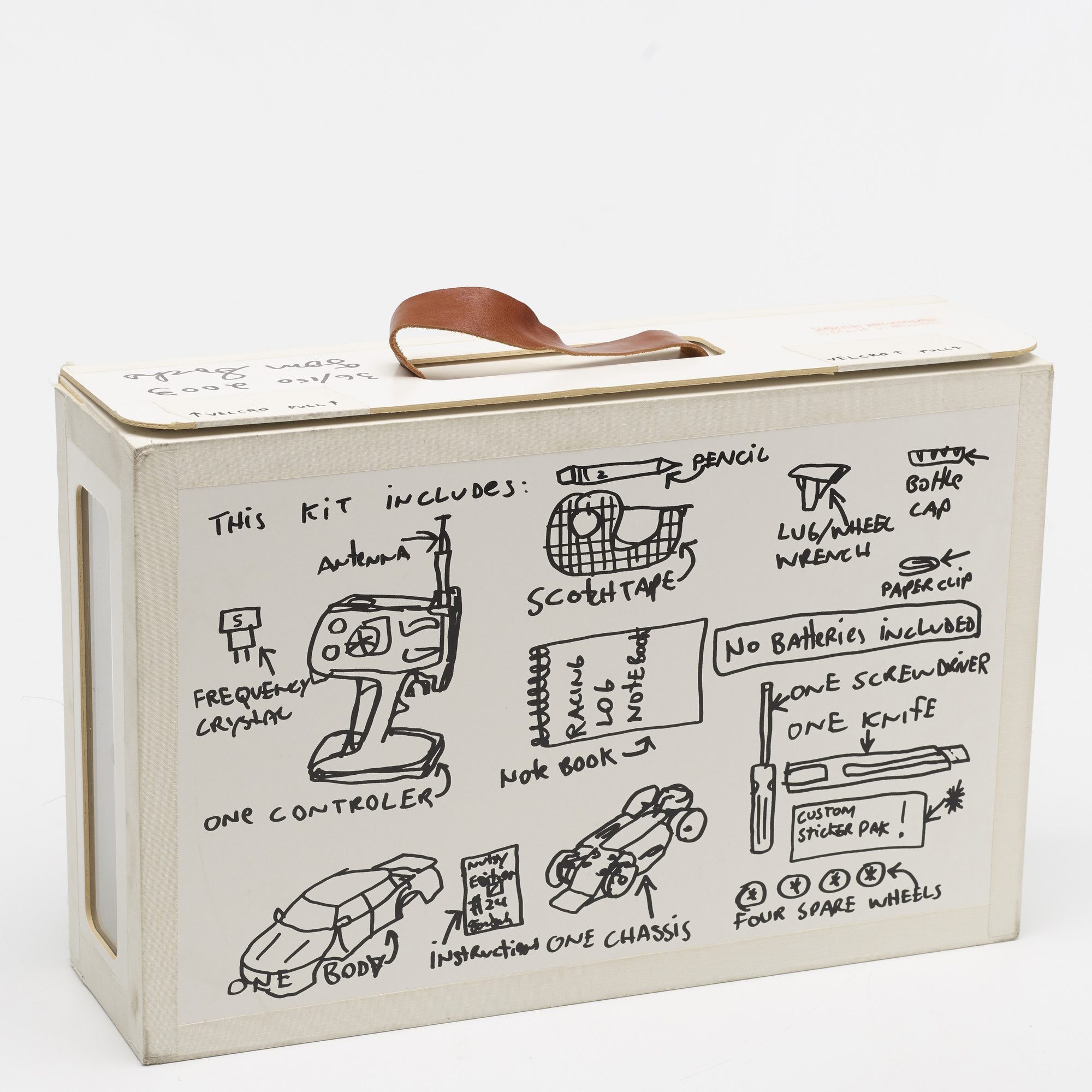 137: Tom Sachs / Deluxe Racing Set (3 of 3)