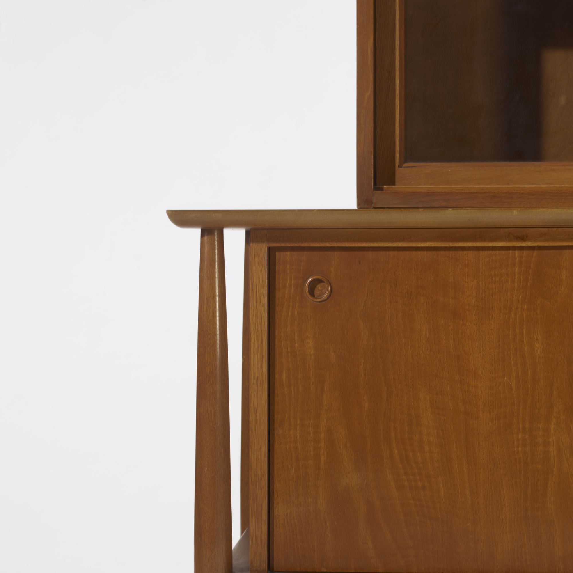 137: In the manner of Finn Juhl / credenza and cabinet (3 of 3)