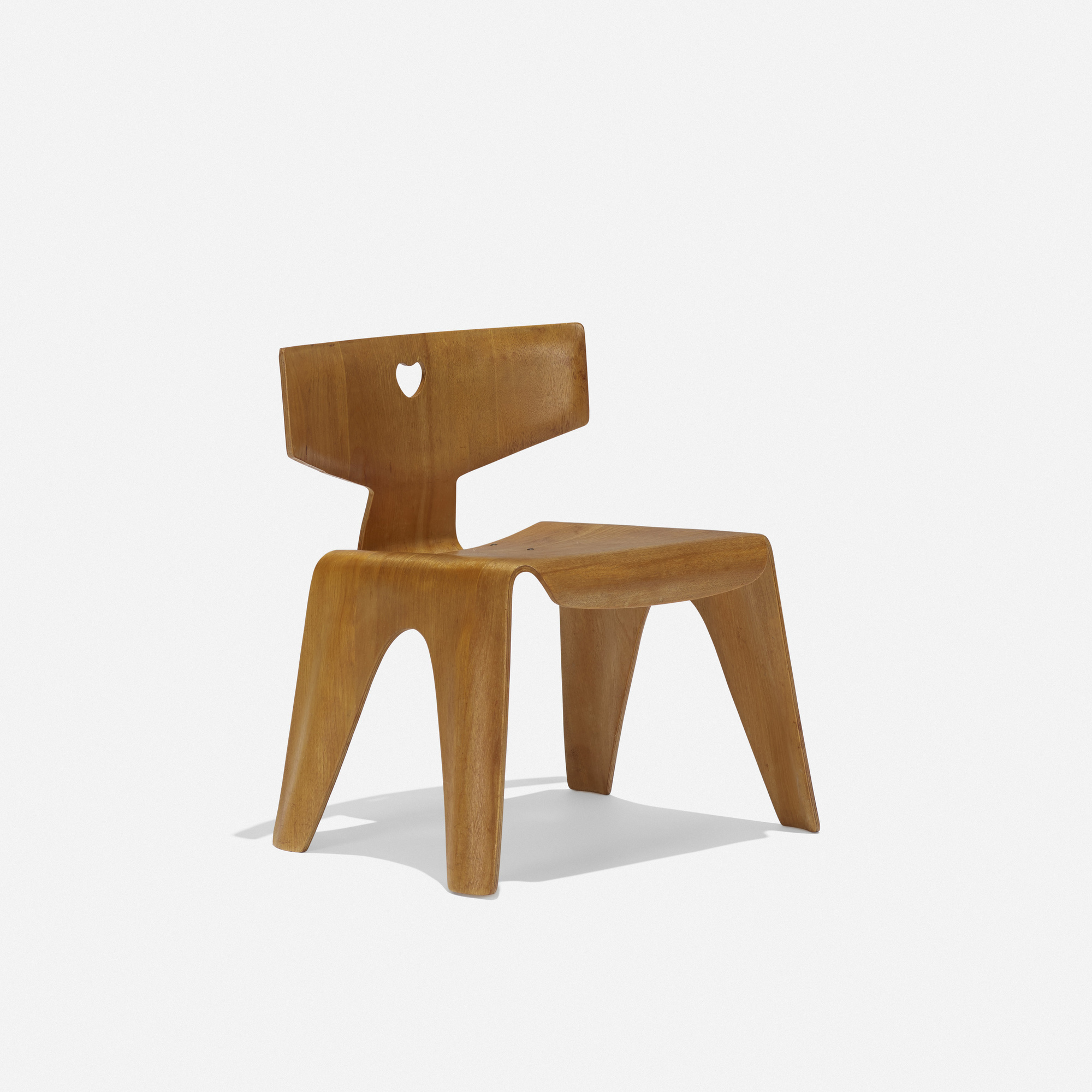 138: Charles and Ray Eames / child's chair (1 of 2)
