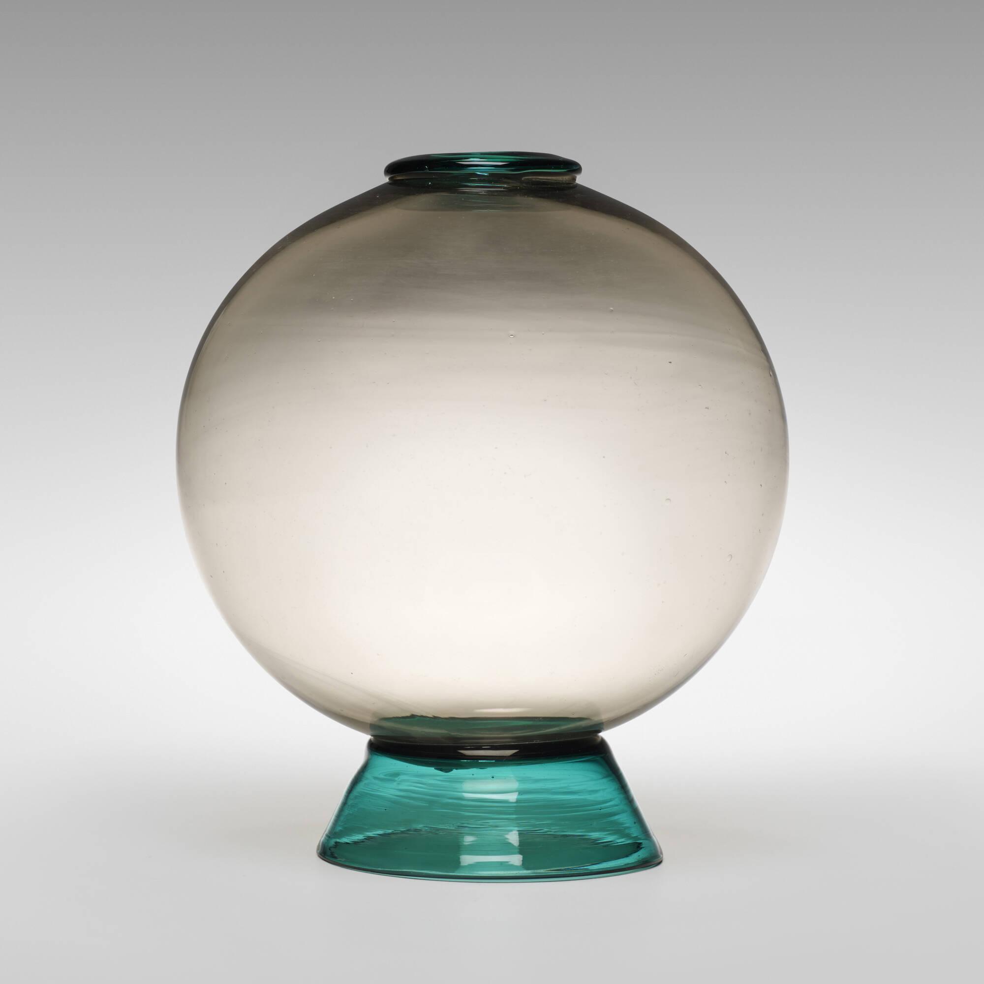 138 carlo scarpa transparenti vase important italian glass 20 138 carlo scarpa transparenti vase 1 of 2 floridaeventfo Image collections
