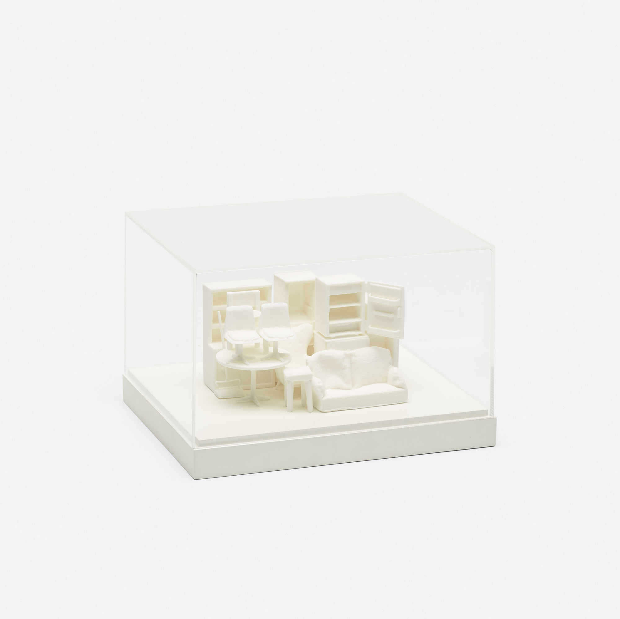 138: Rachel Whiteread / Secondhand (1 of 3)