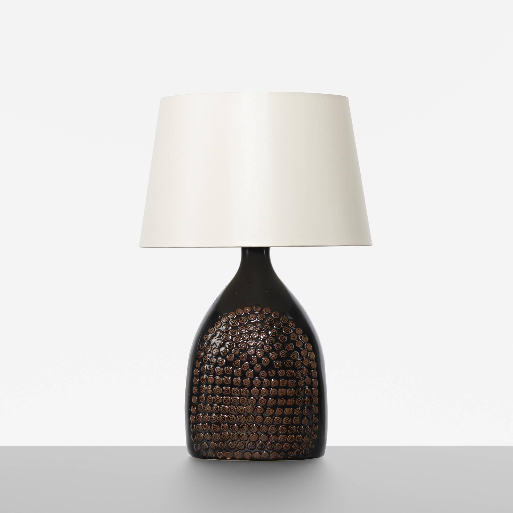 138: Stig Lindberg / table lamp (1 of 2)
