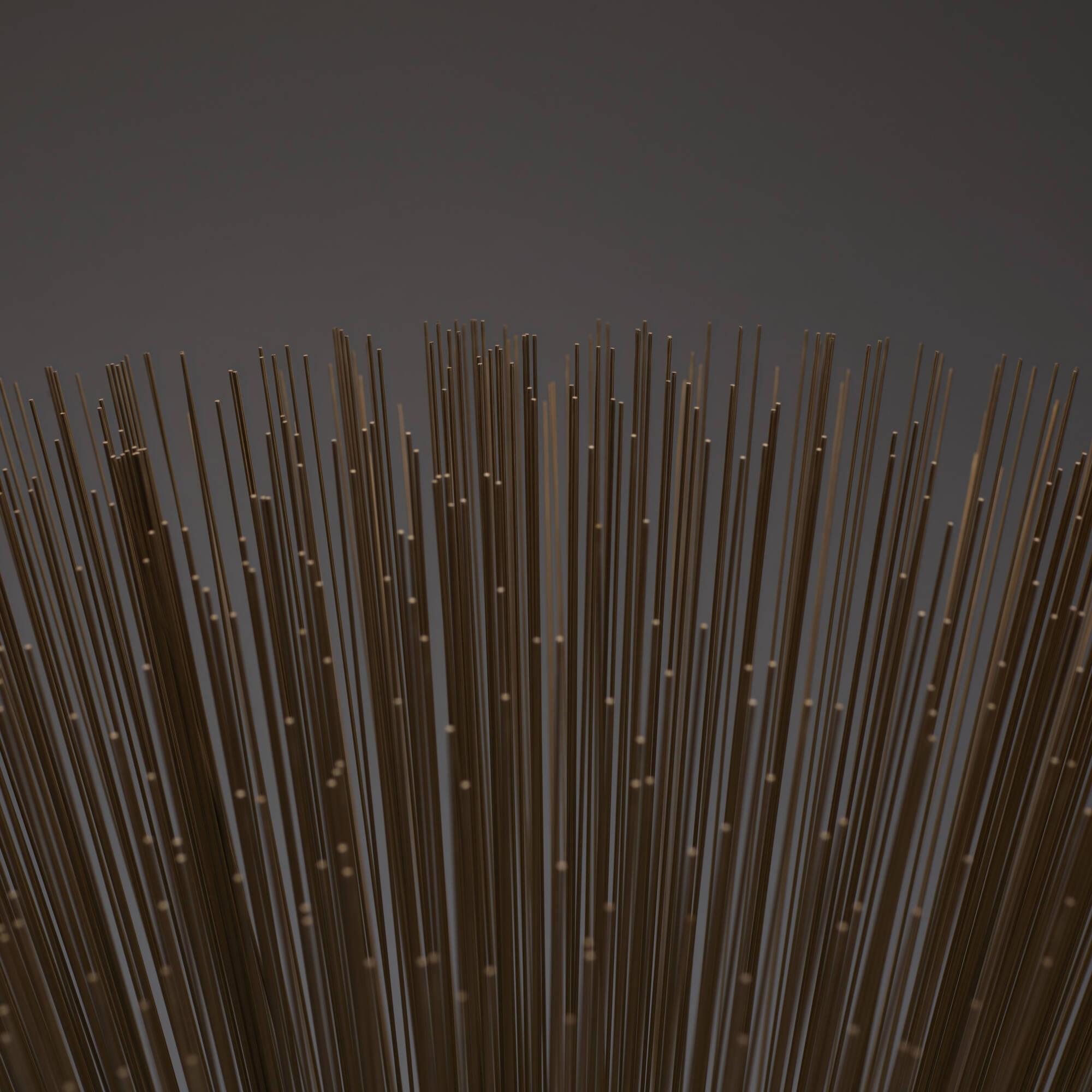 138: Harry Bertoia / Untitled (monumental Spray) (2 of 2)
