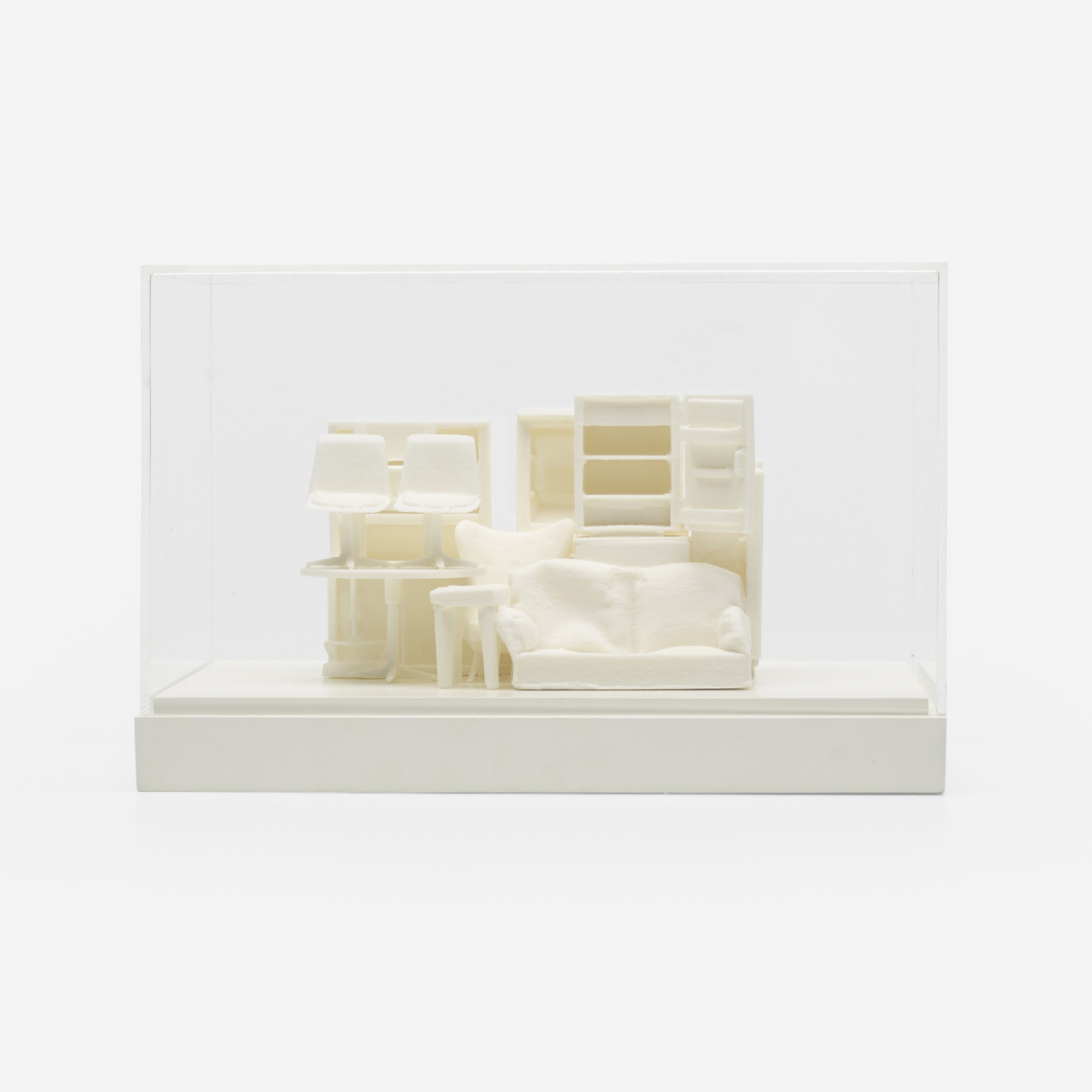 138: Rachel Whiteread / Secondhand (2 of 3)