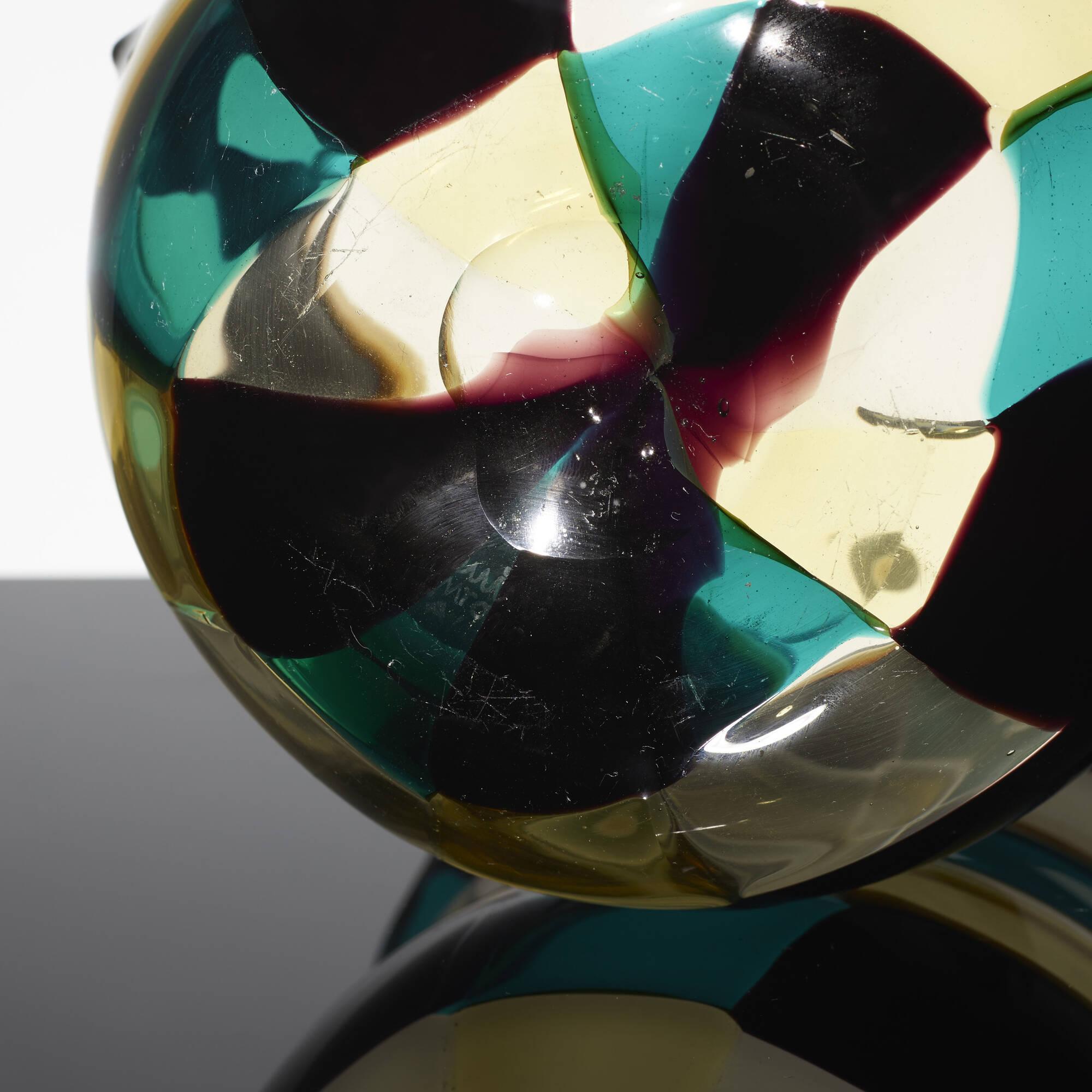 138: Fulvio Bianconi / Pezzato vase (3 of 3)