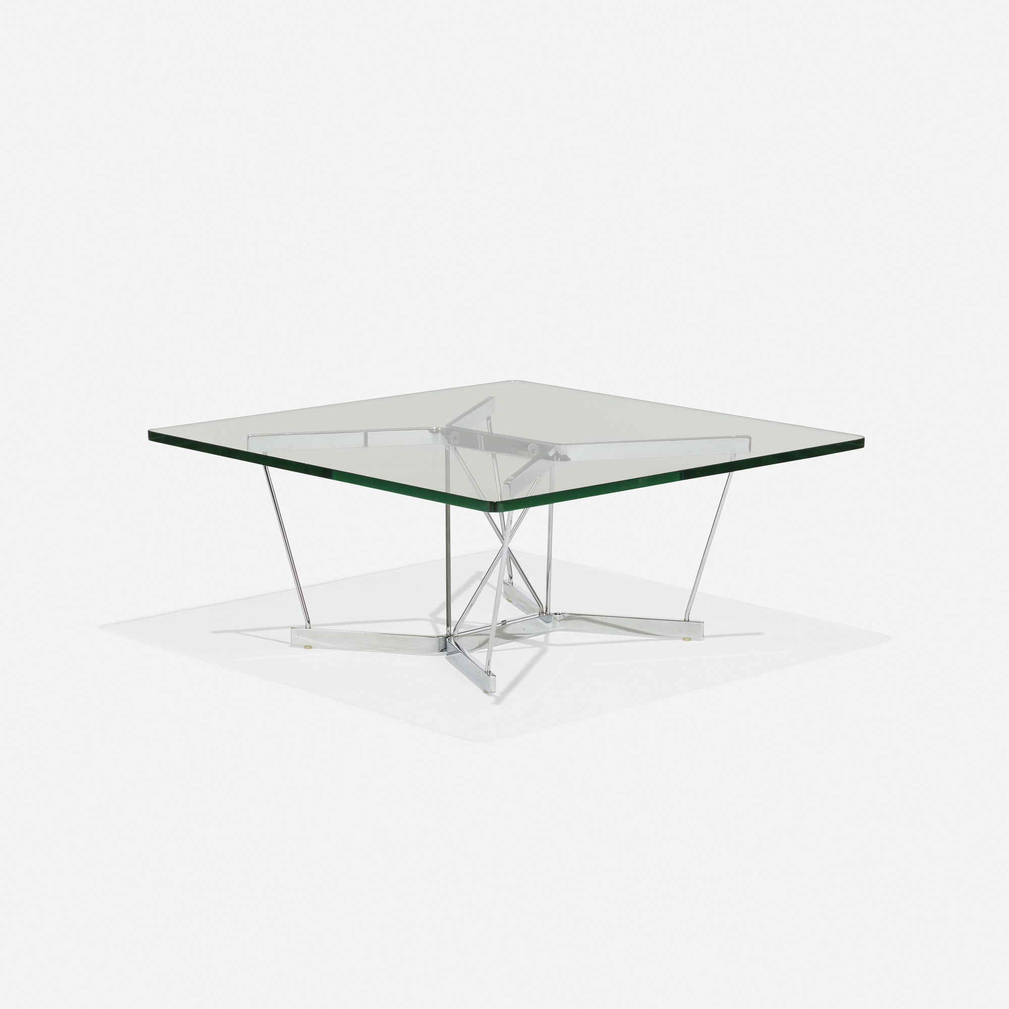 ... 139: George Nelson U0026 Associates / Catenary Coffee Table, Model 6371 (3  Of