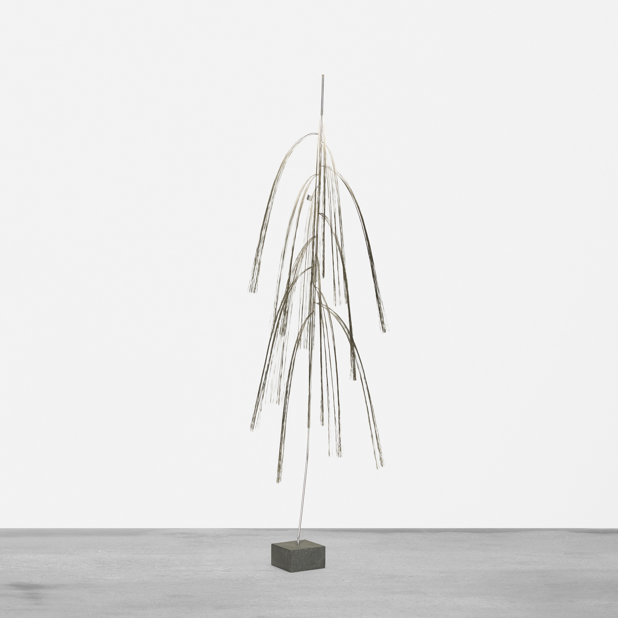 139: HARRY BERTOIA, Untitled (Wire Form)
