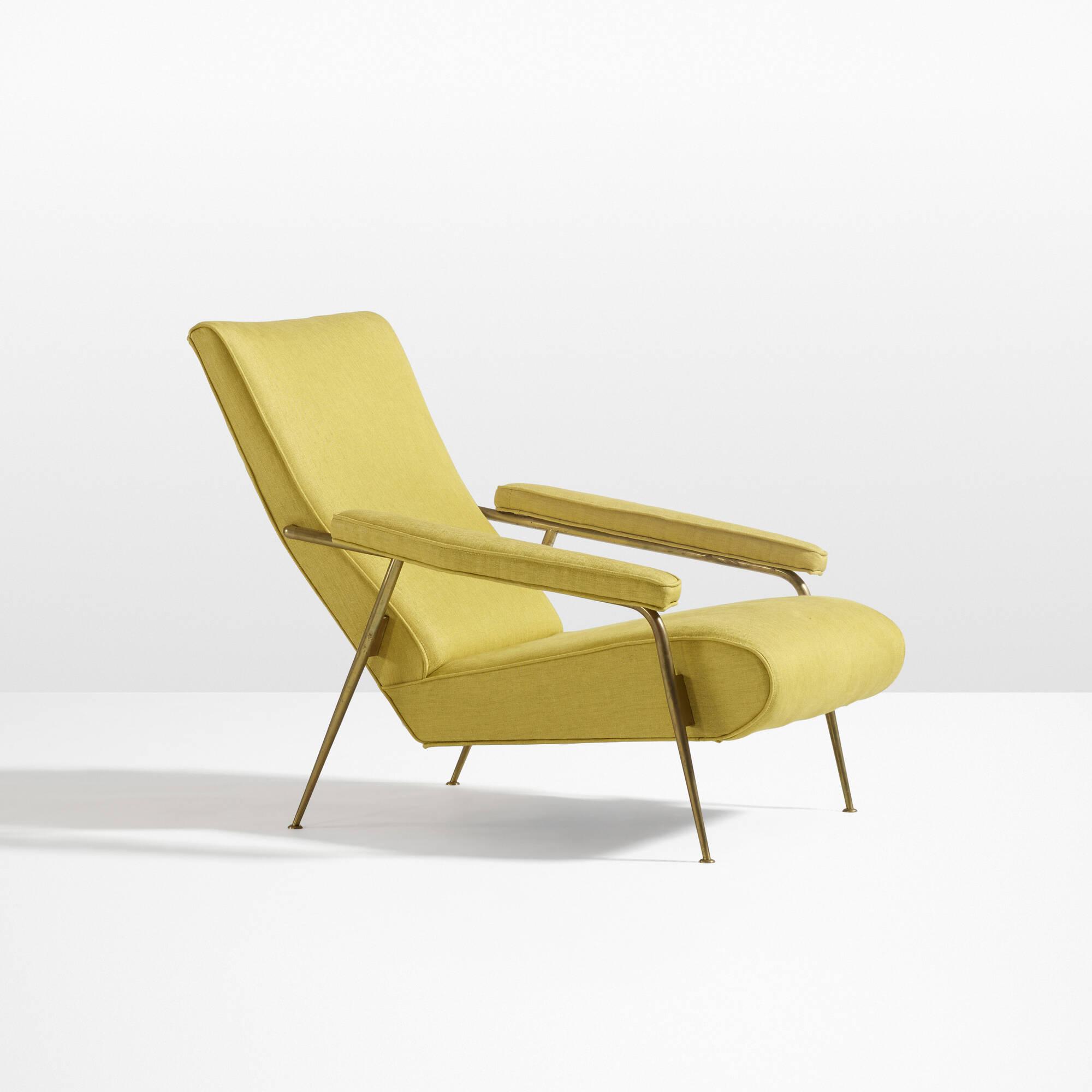 13: Gio Ponti / Distex Lounge Chair (1 Of 5)