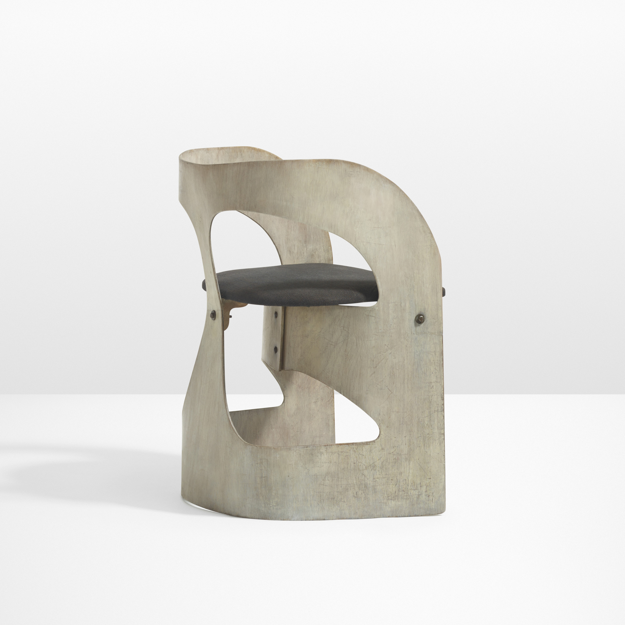13: Gerald Summers / Rare Cut Ply Chair (CPC) (1 of 3)