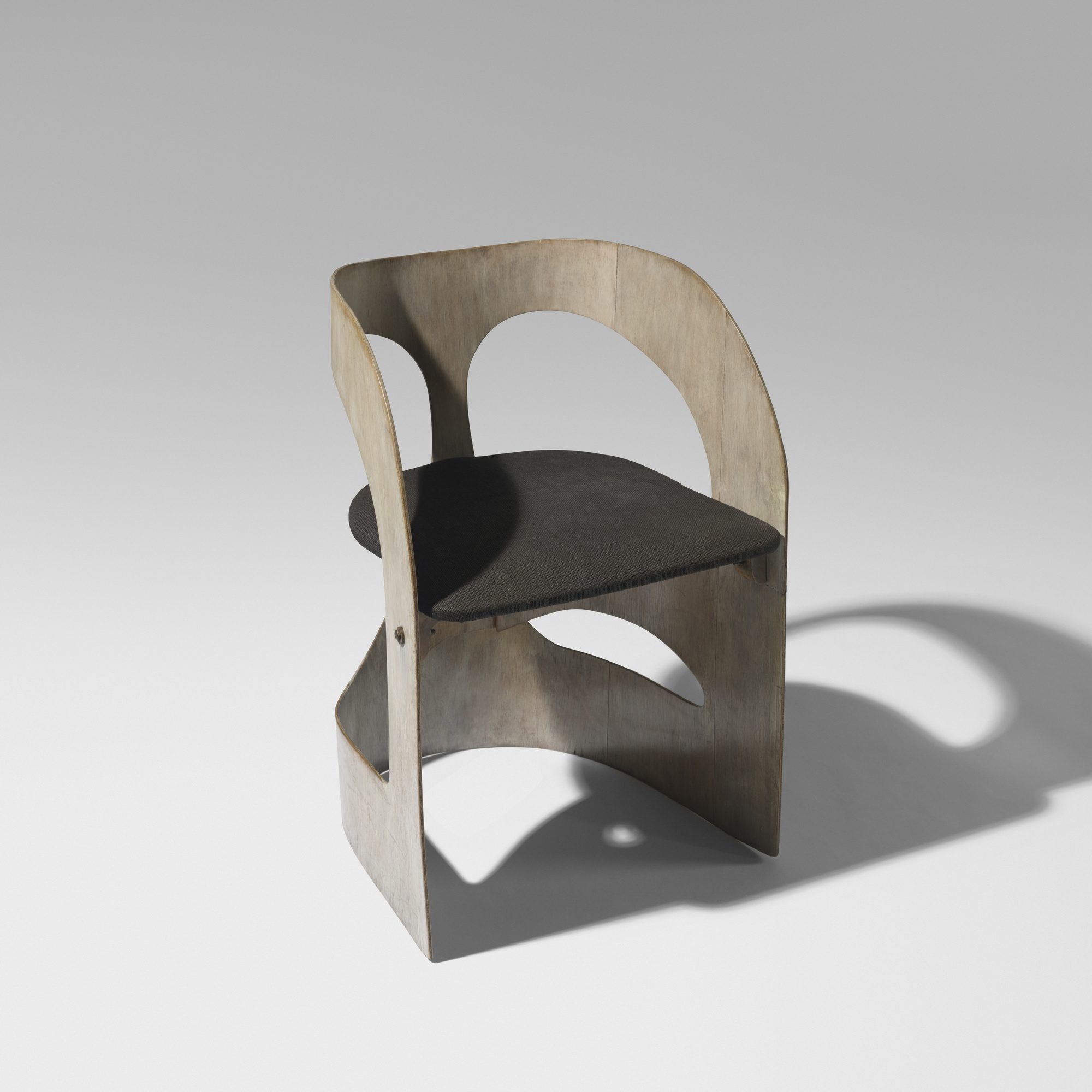 13: Gerald Summers / Rare Cut Ply Chair (CPC) (2 of 3)