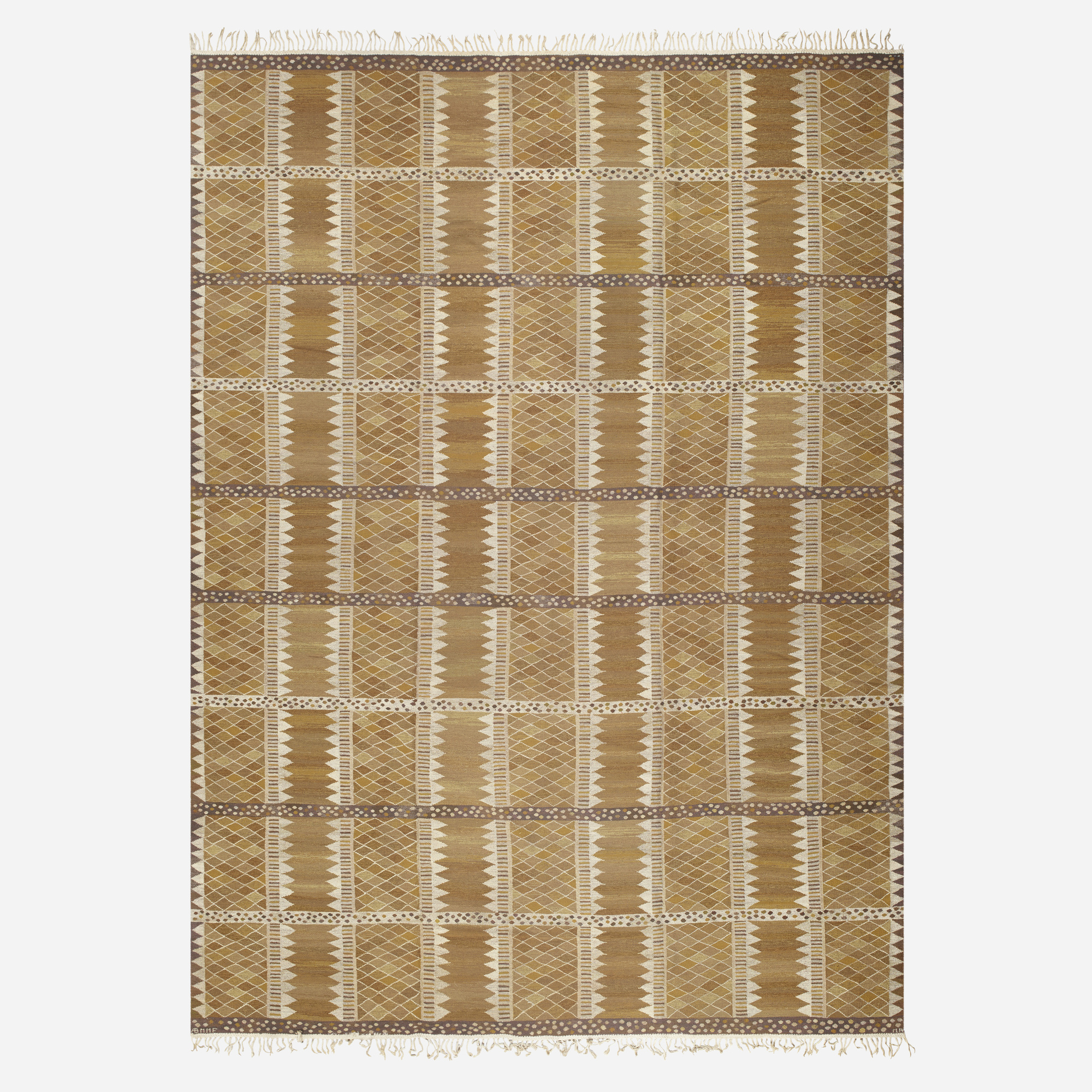 140: Marianne Richter / Josefina tapestry weave carpet (1 of 2)
