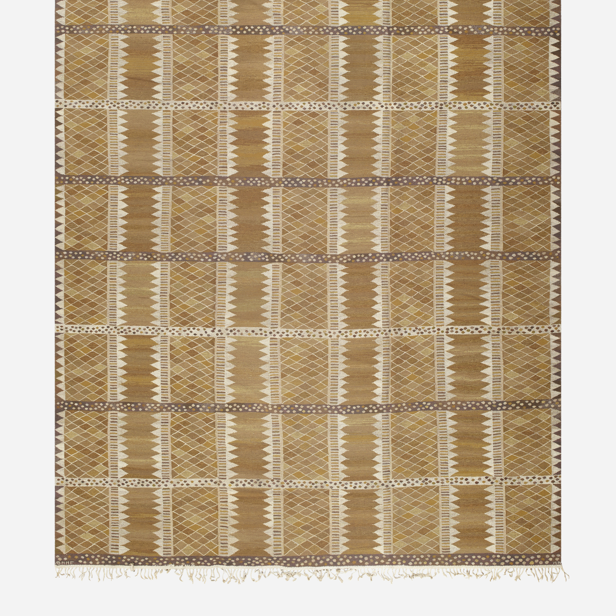 140: Marianne Richter / Josefina tapestry weave carpet (2 of 2)