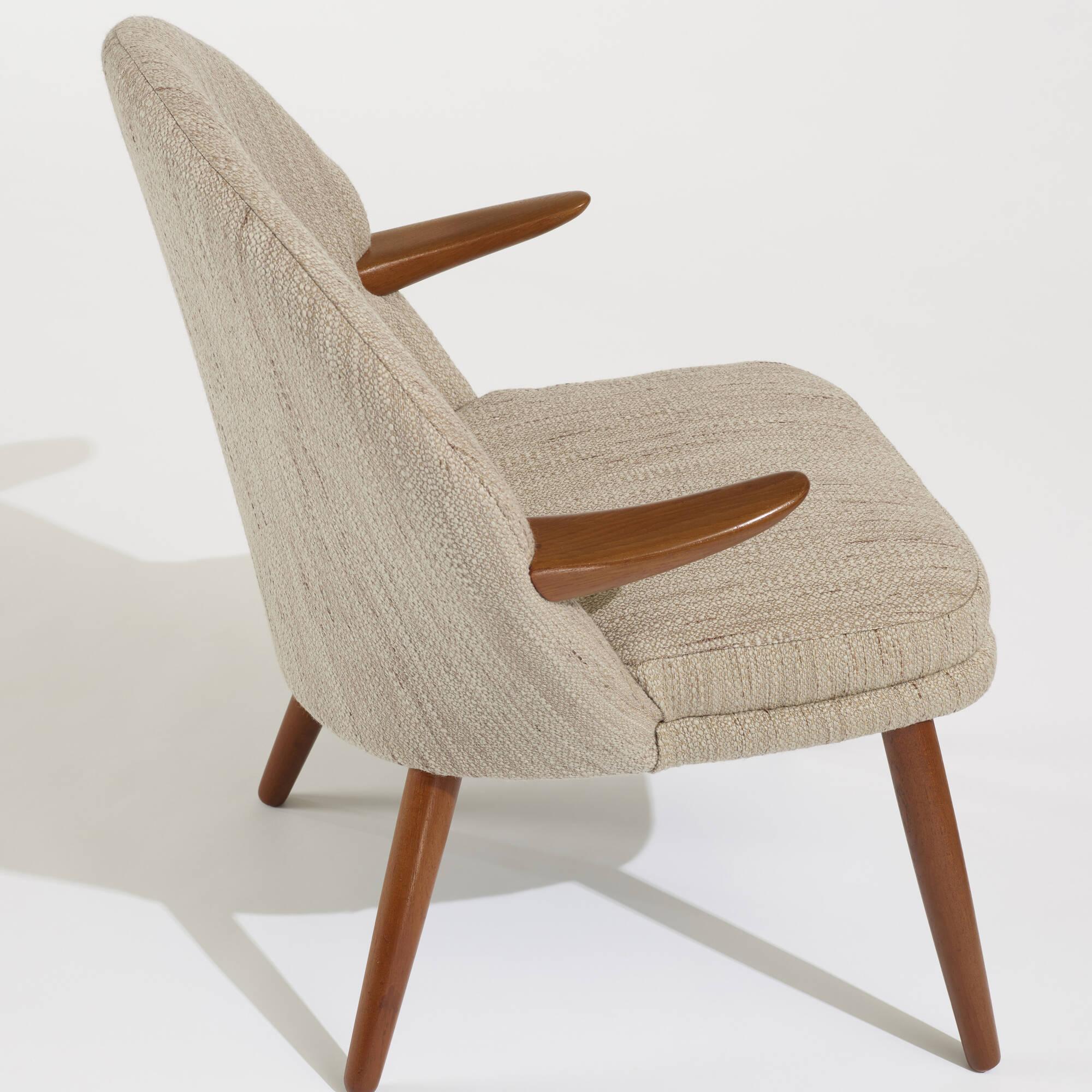 140: Kurt Olsen / lounge chairs, pair (3 of 3)