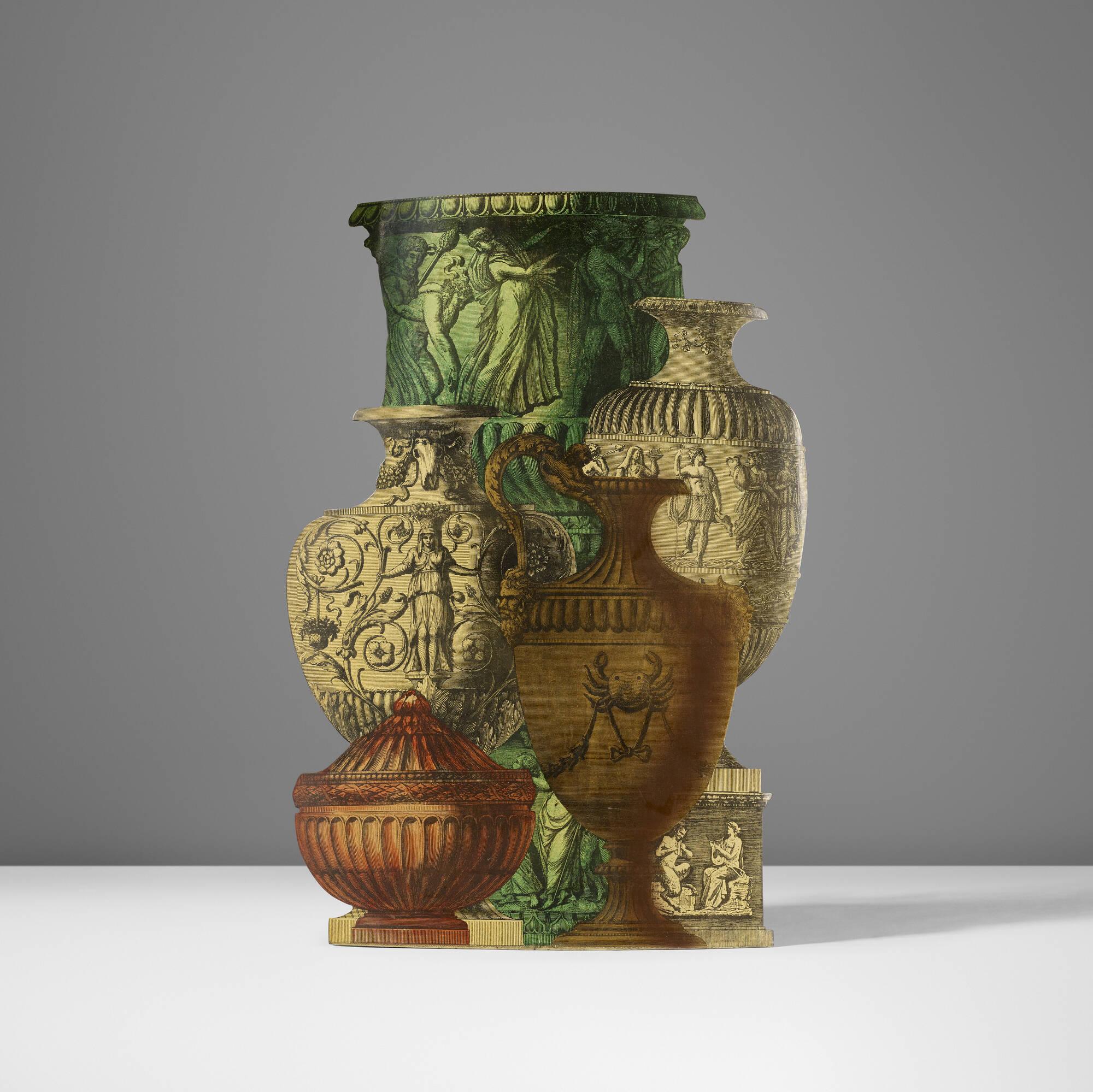 141 piero fornasetti vasi antichi umbrella stand for Vasi antichi