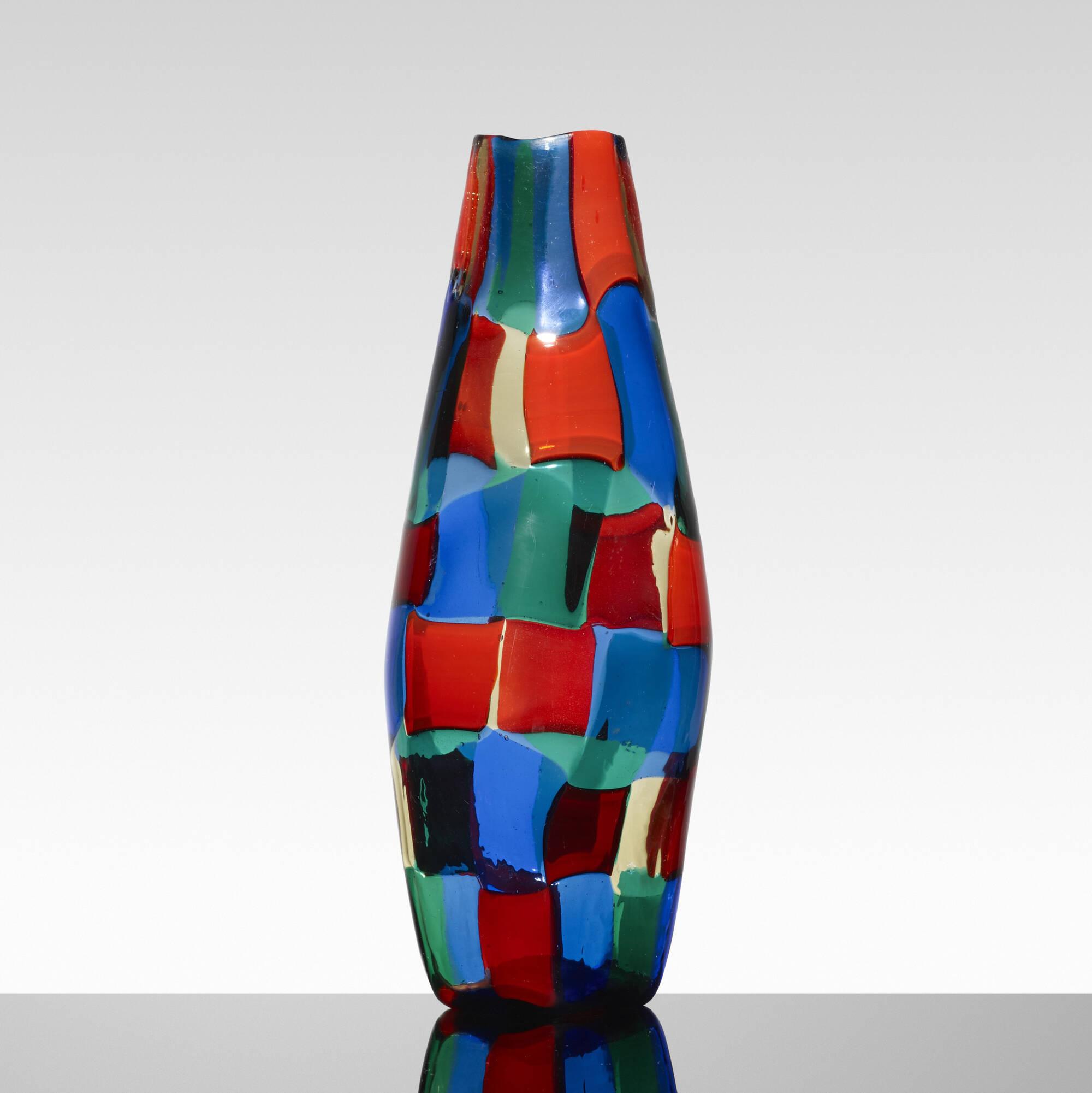 141: Fulvio Bianconi / Pezzato vase (2 of 4)