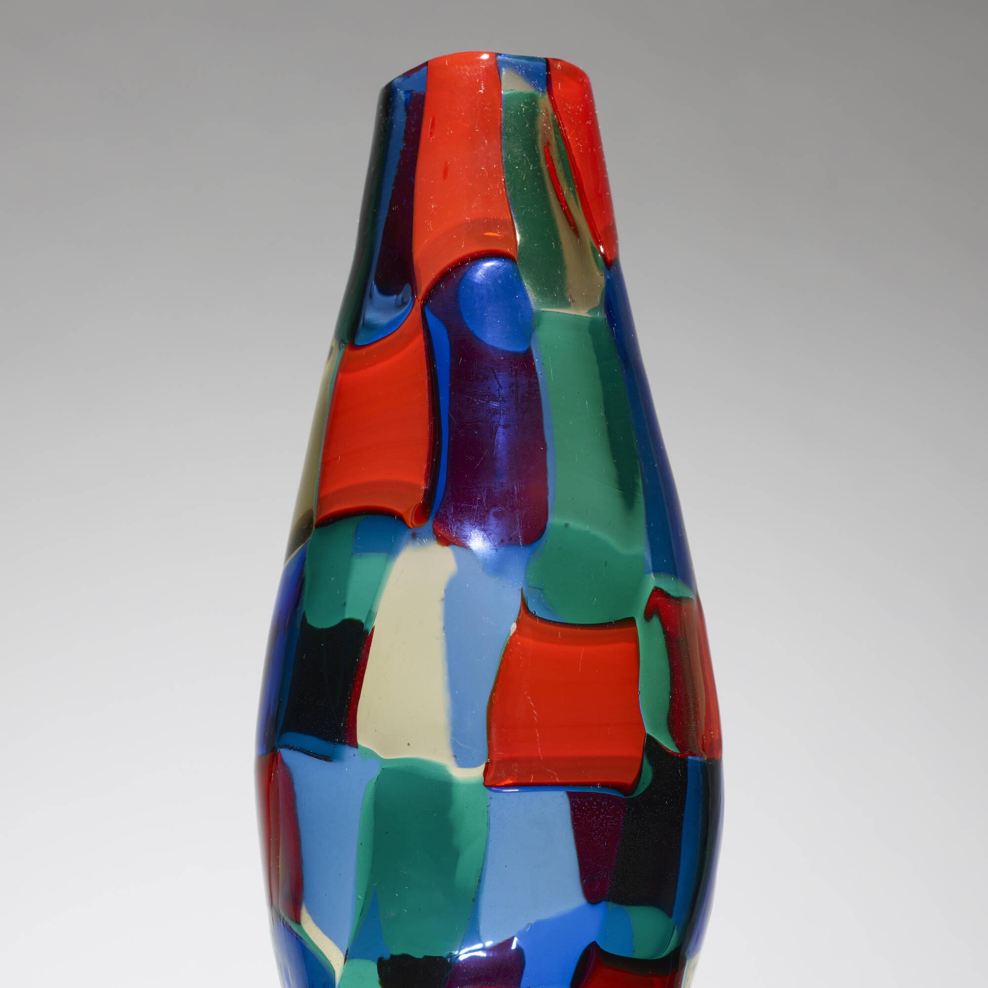 141: Fulvio Bianconi / Pezzato vase (3 of 4)