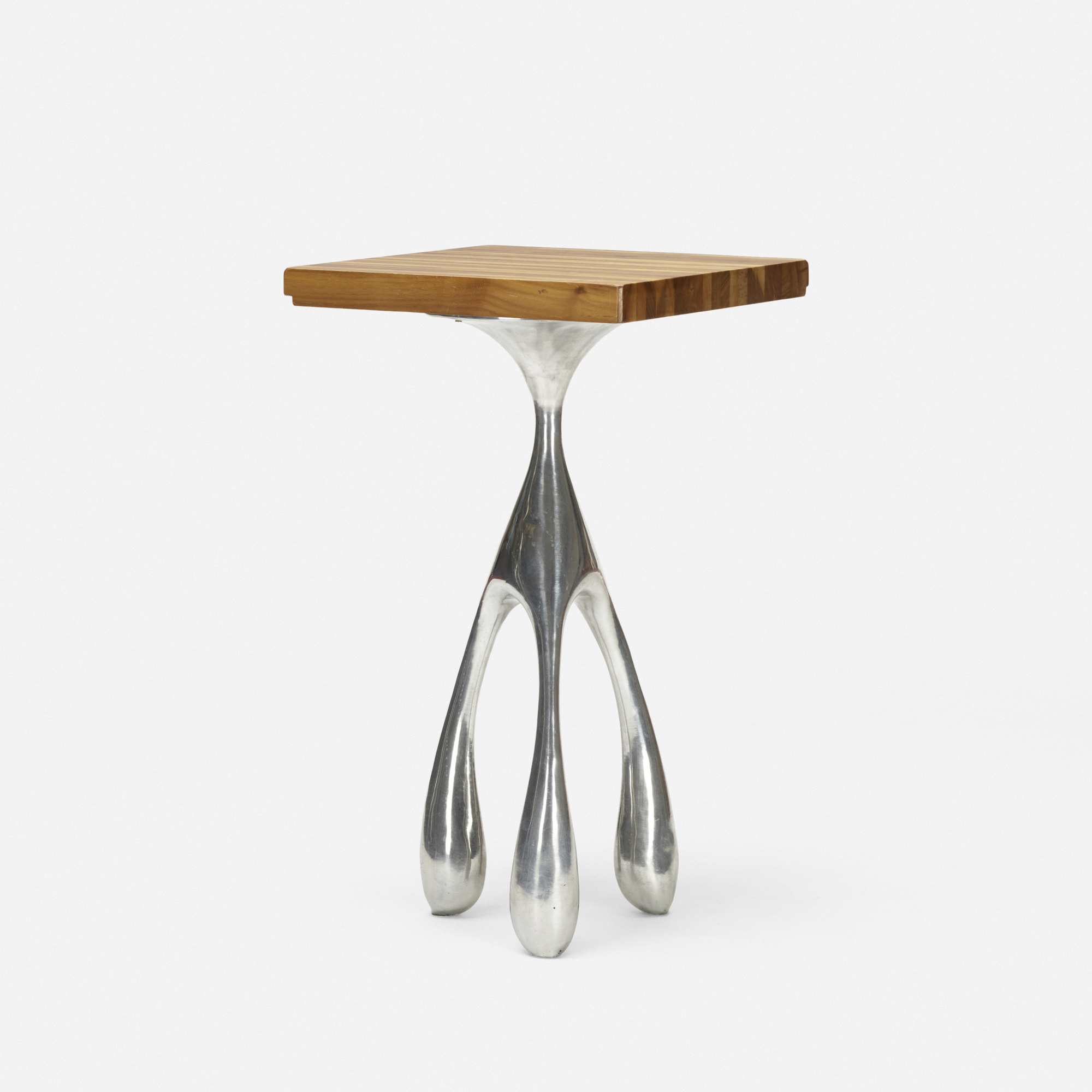 142: Jordan Mozer / occasional table from Bob San, Chicago (1 of 2)